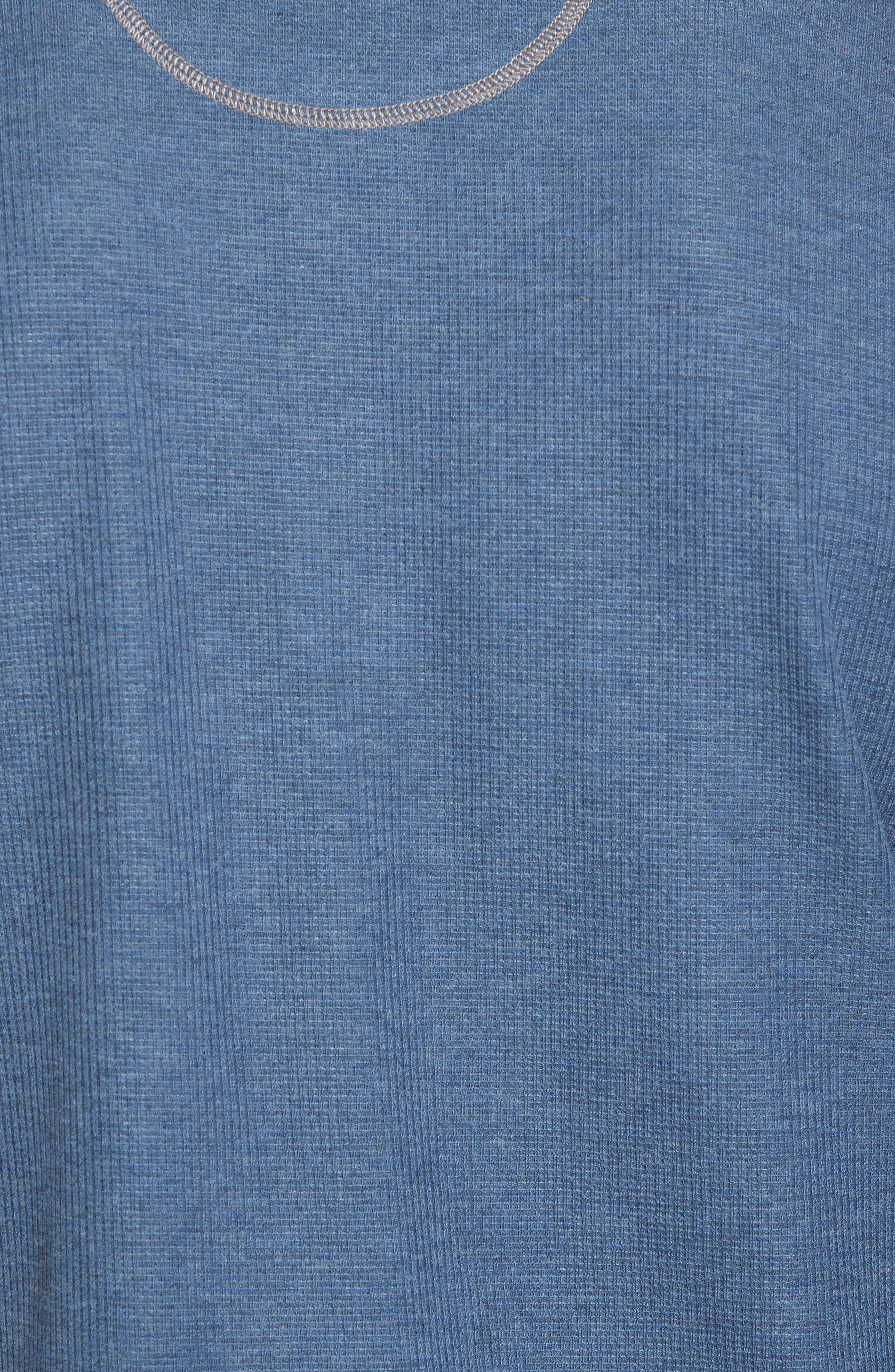 Alternate Image 5  - Tommy Bahama Island Thermal Standard Fit Thermal Henley