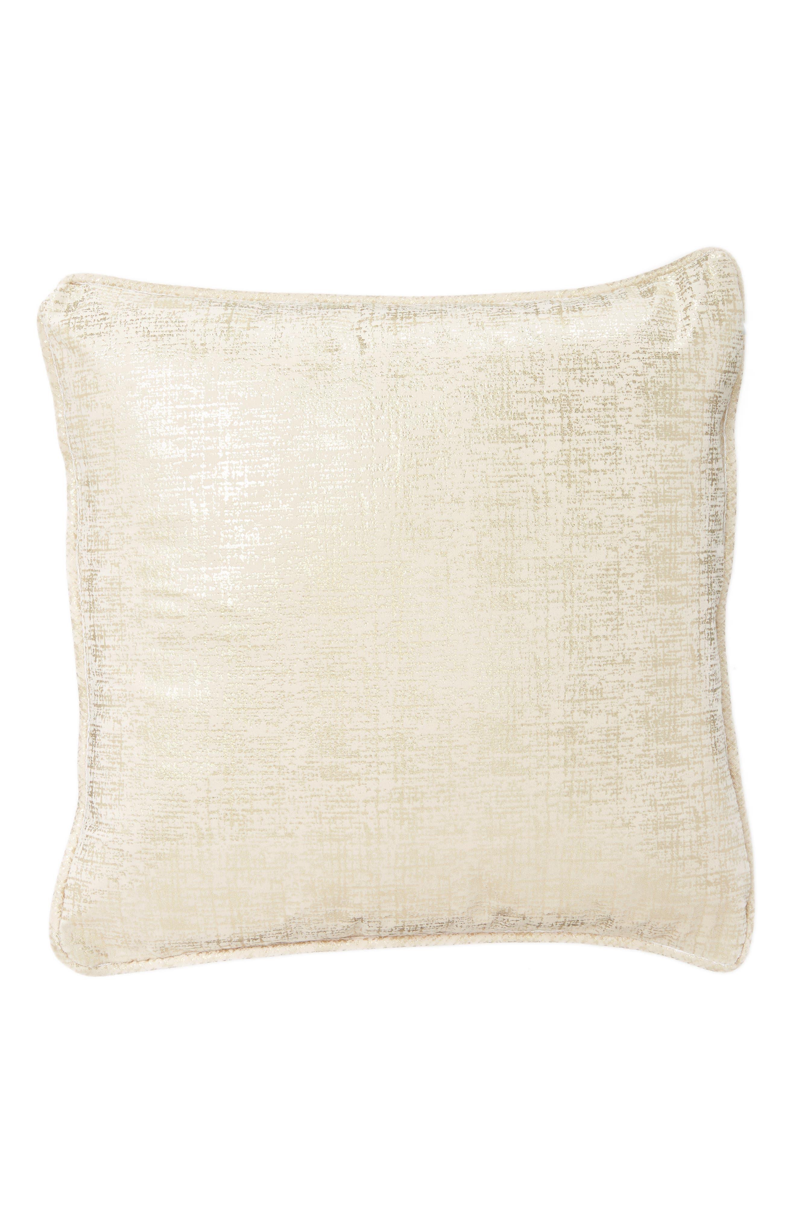 Alternate Image 2  - Giraffe at Home Luxe™ Lustre Pillow
