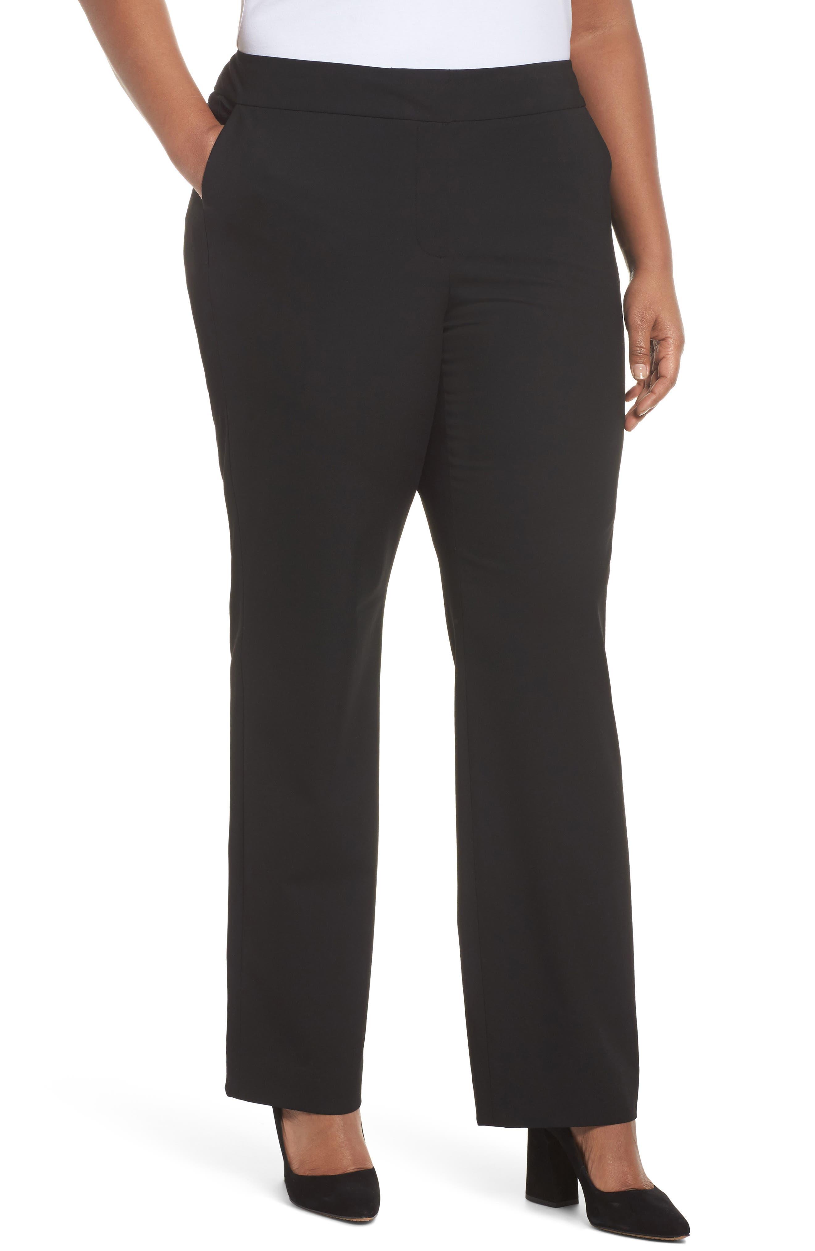 Sejour Riley Baby Bootcut Pants (Plus Size)