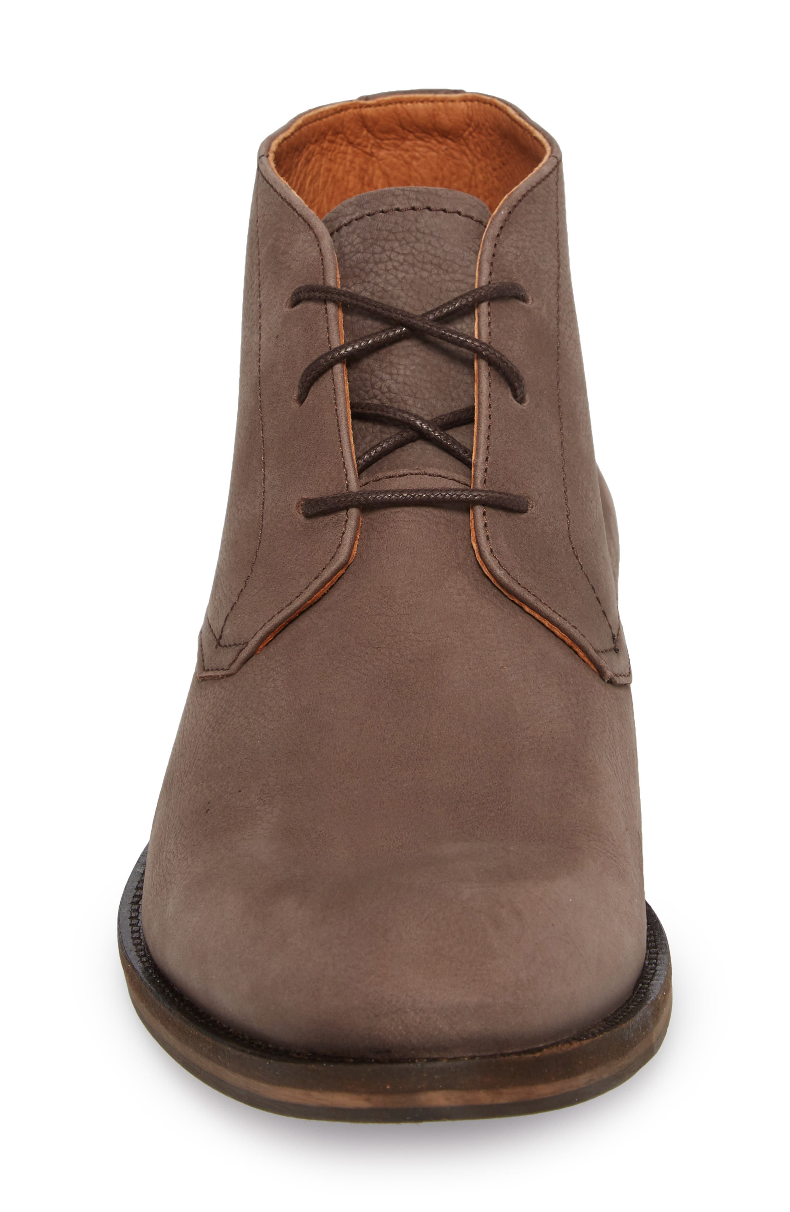Barber Road Chukka Boot,                             Alternate thumbnail 4, color,                             Tobacco Leather