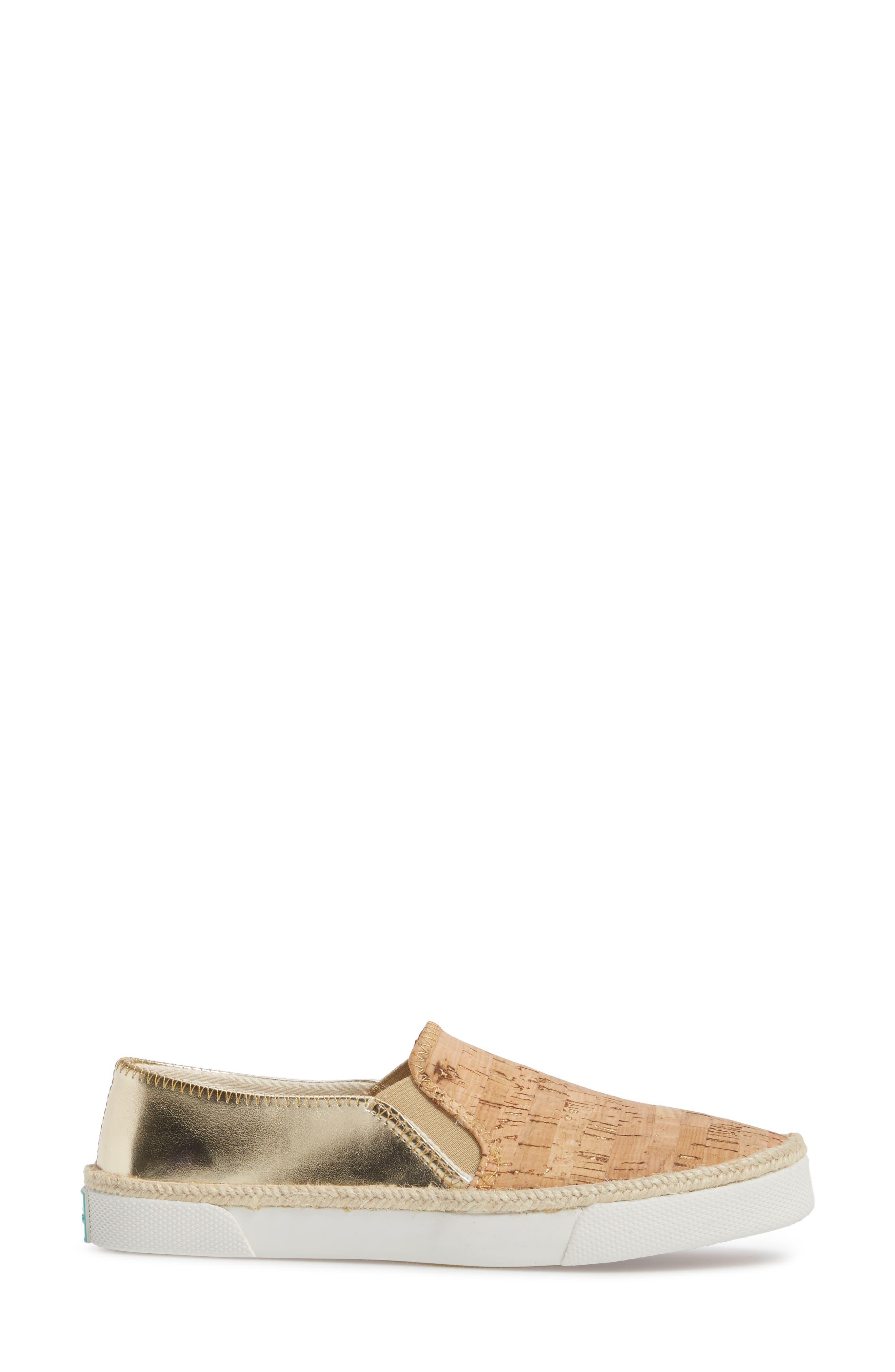 Alternate Image 3  - Jack Rogers Tucker Slip-On Sneaker (Women)