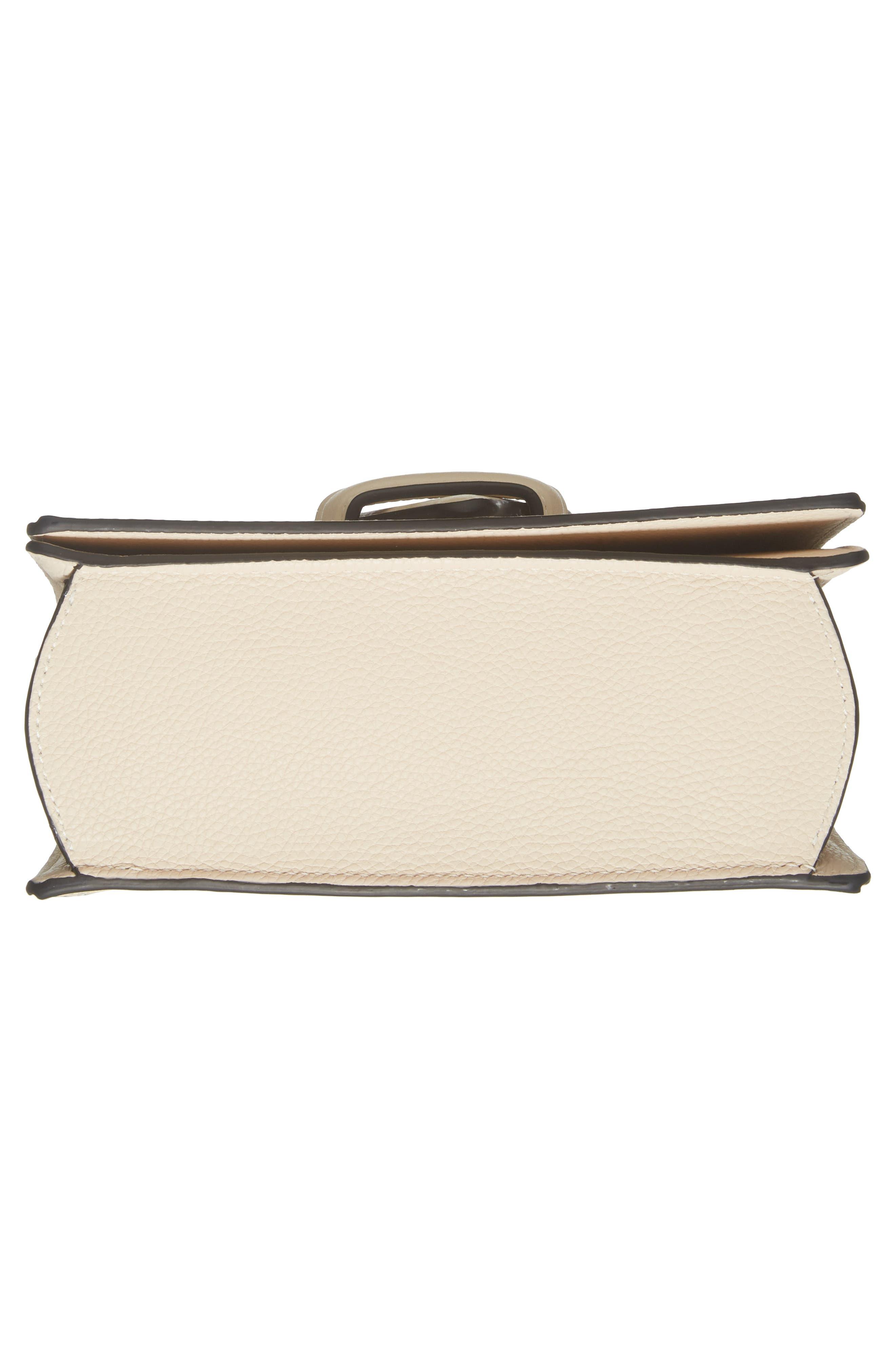 Alternate Image 6  - Loewe Small Barcelona Grainy Leather Crossbody Bag