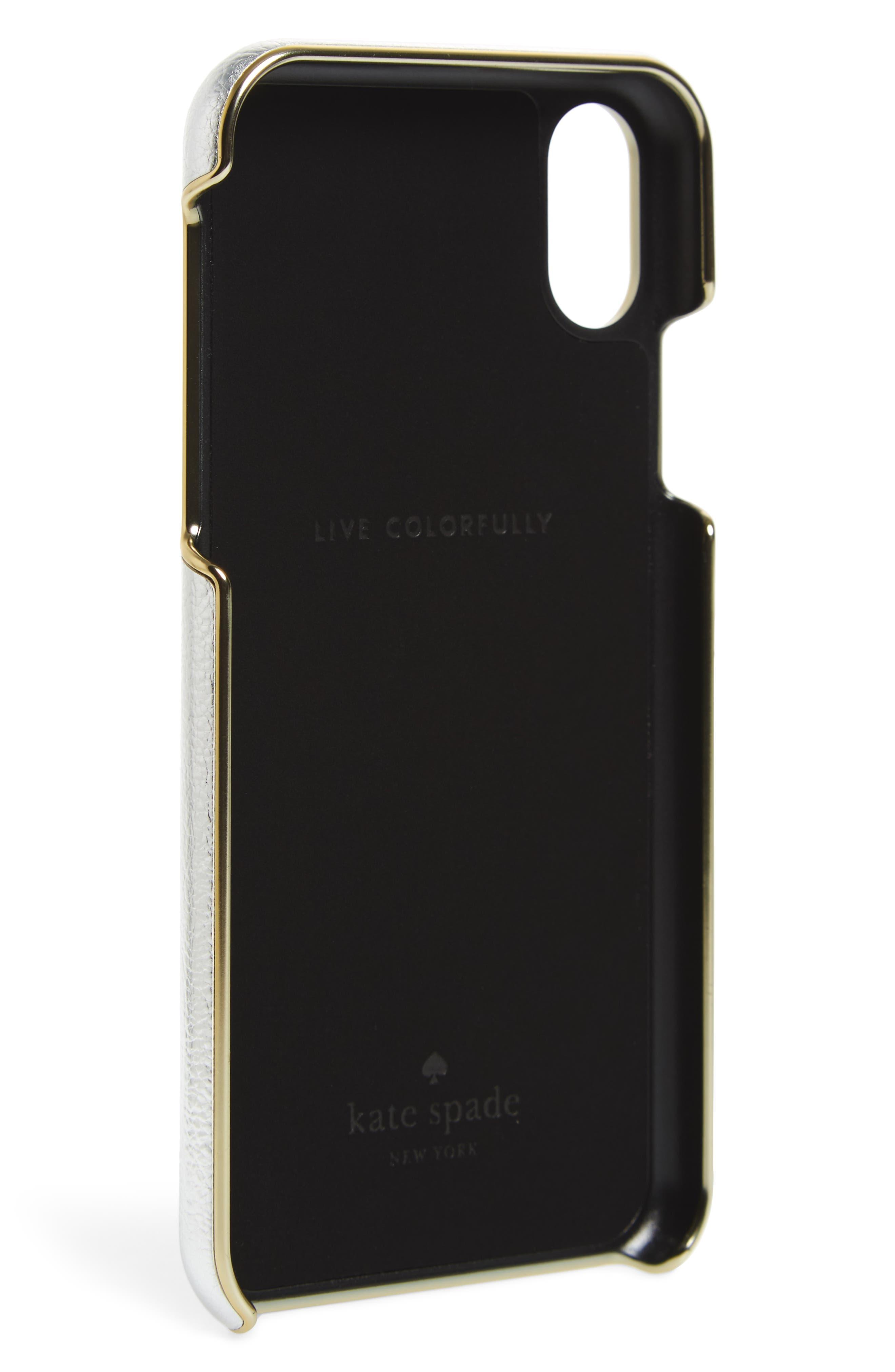 iPhone 7/8 & 7/8 plus case,                             Alternate thumbnail 2, color,                             Platino
