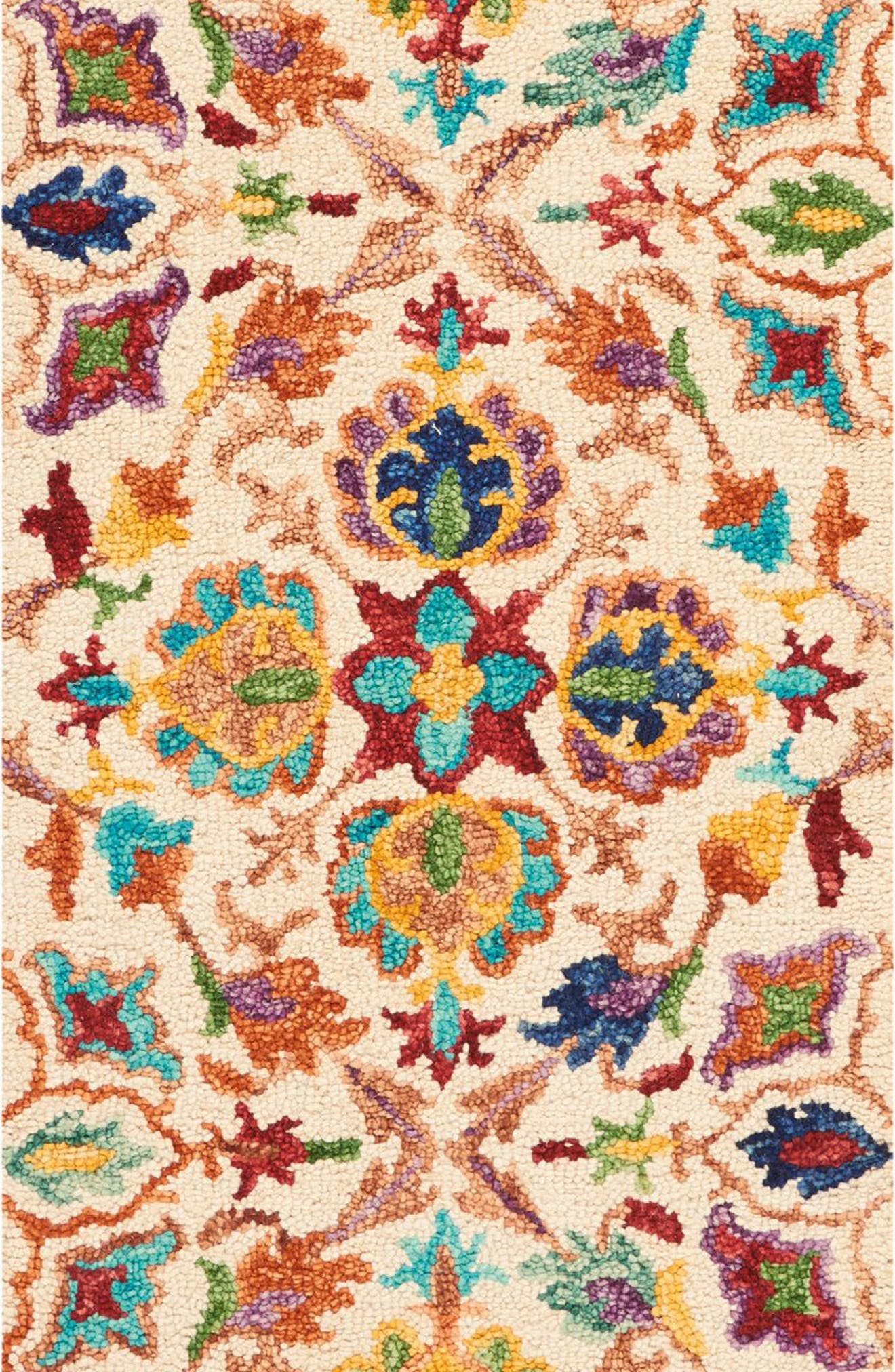 Alternate Image 8  - Nourison Vivid Wool Rug