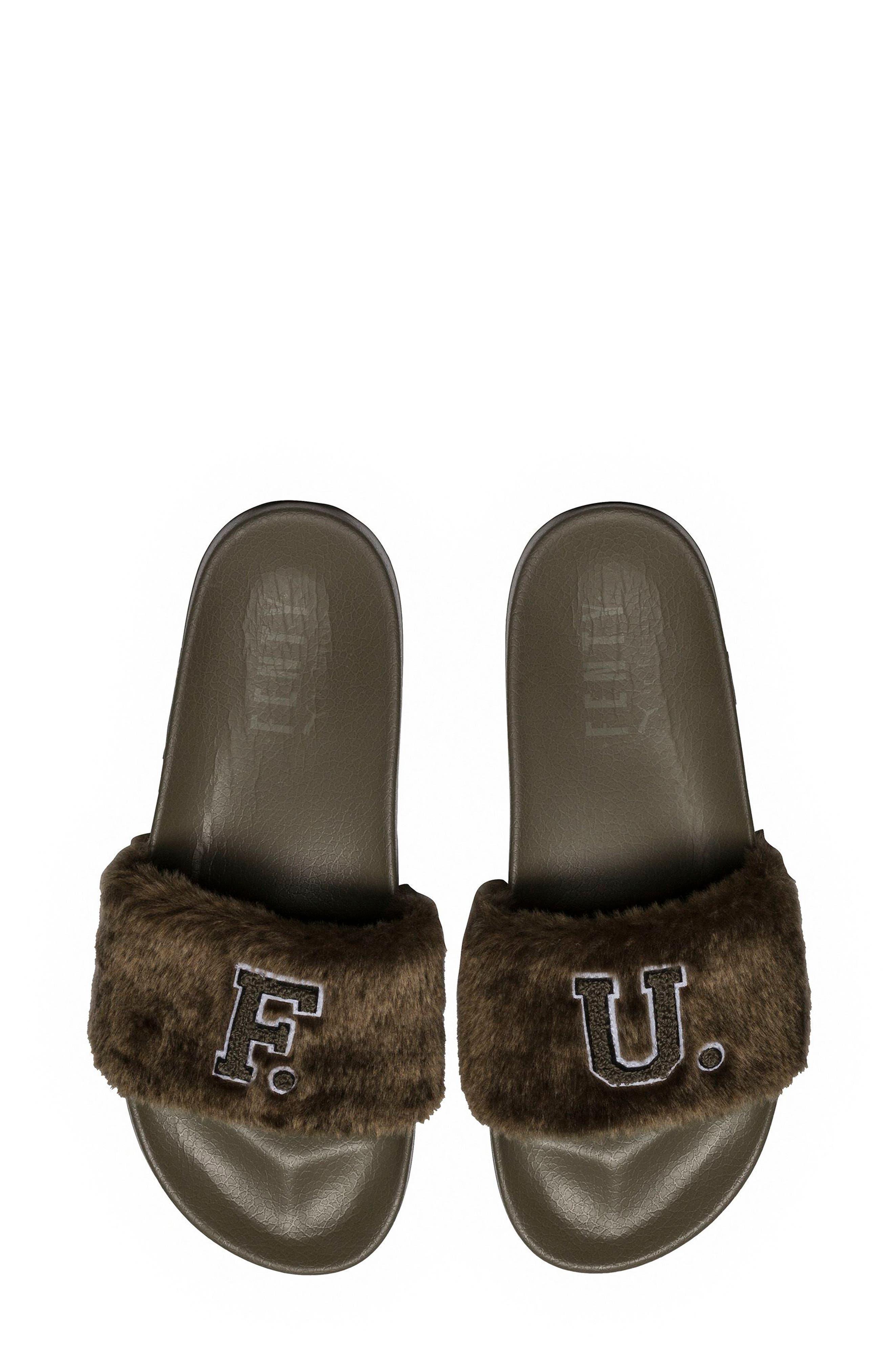 FENTY PUMA by Rihanna Lead Cat Slide Sandals (Women)