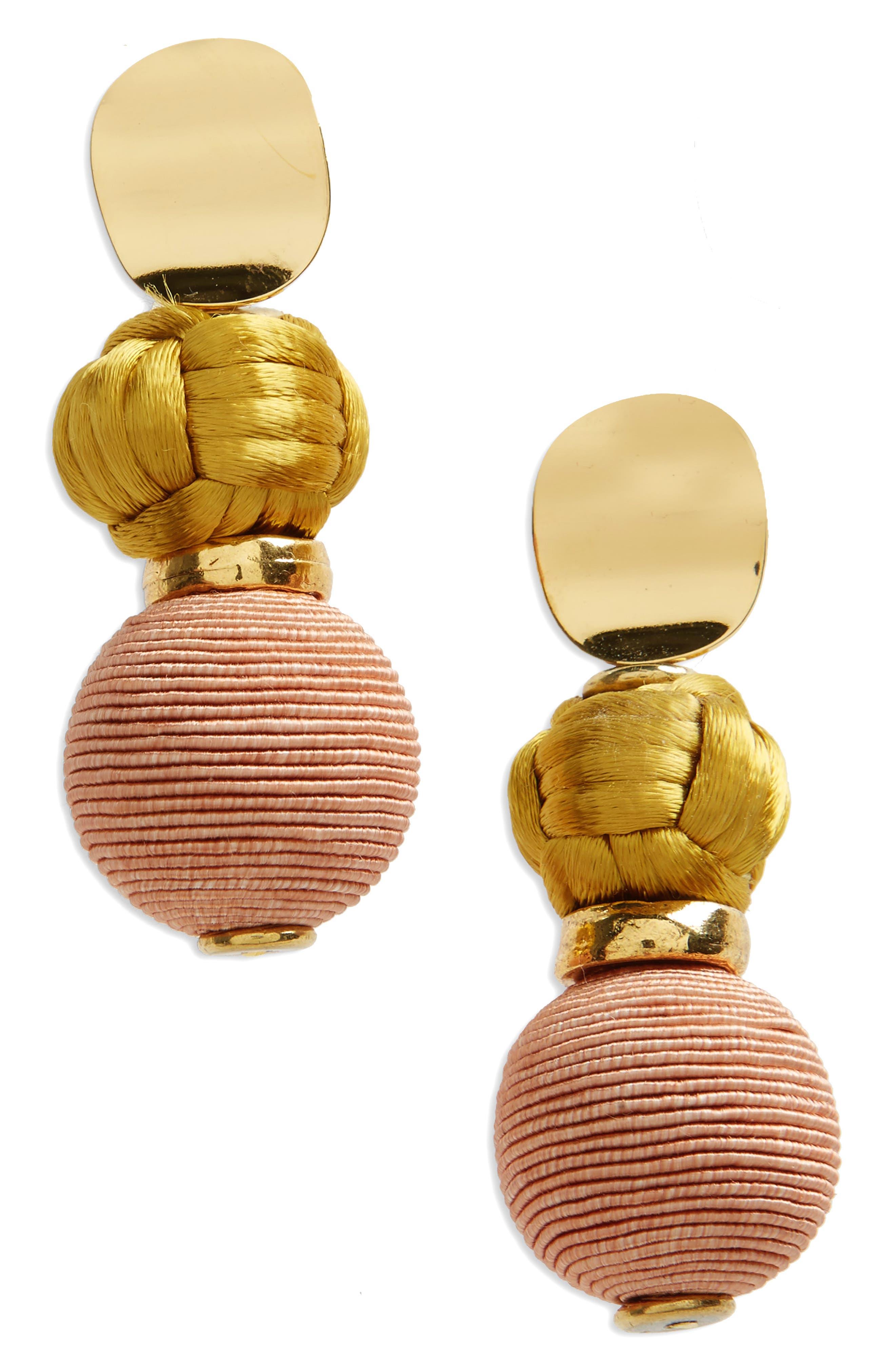 Main Image - Lizzie Fortunato Comporta Drop Earrings
