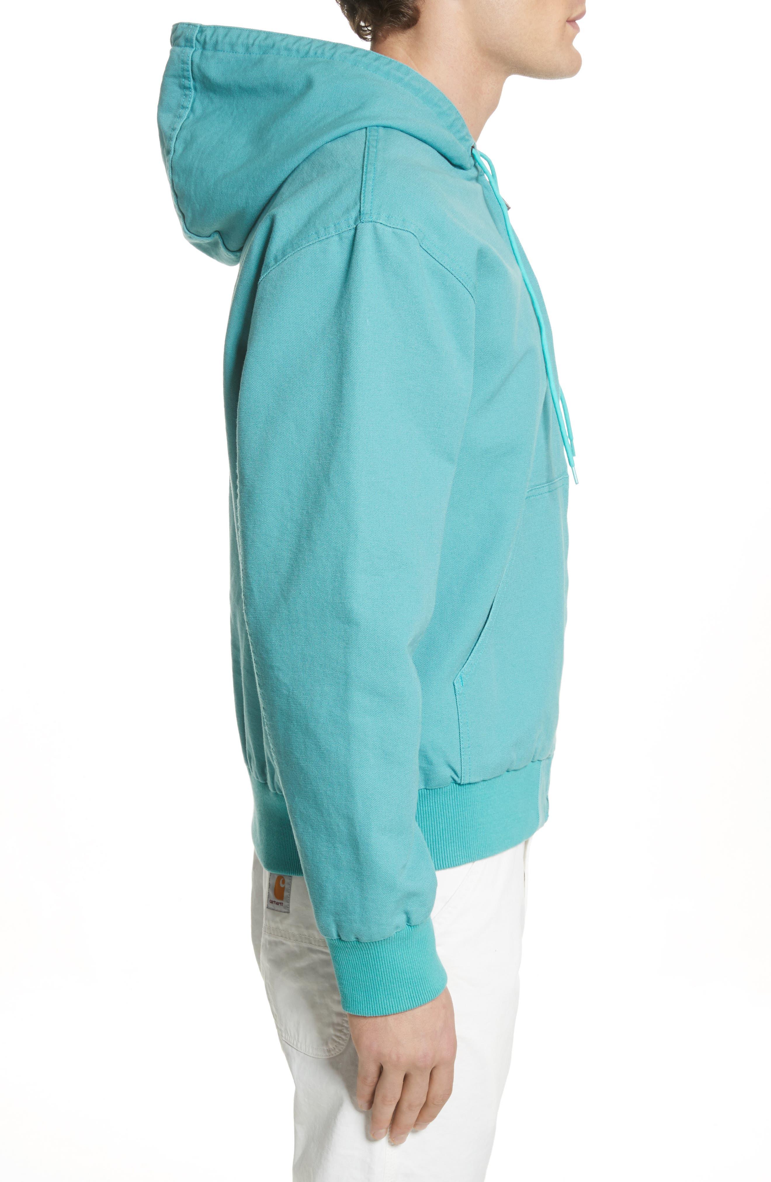 Active Jacket,                             Alternate thumbnail 3, color,                             Soft Teal