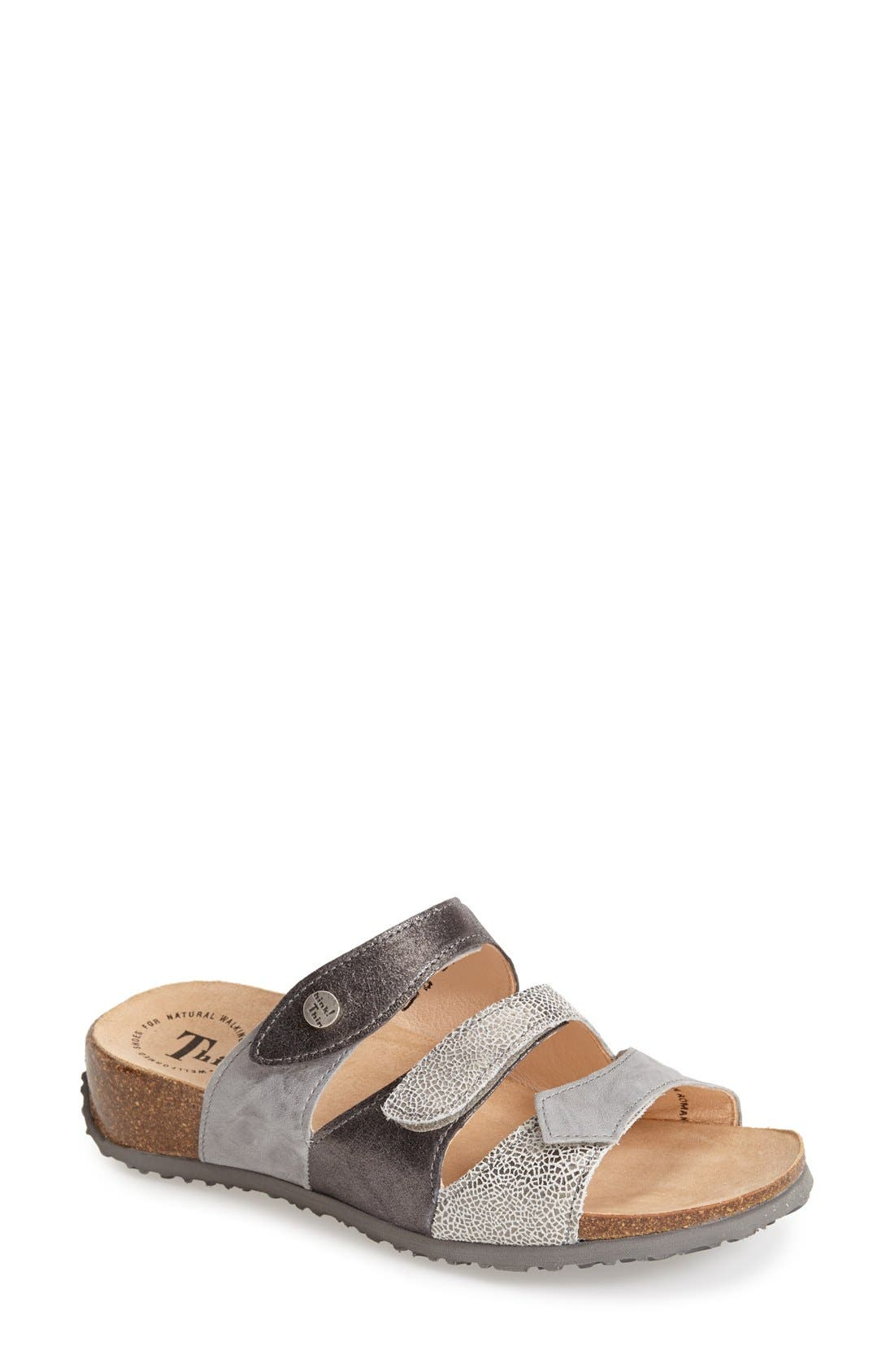 Alternate Image 1 Selected - Think! 'Mizzi' Sandal (Online Only)