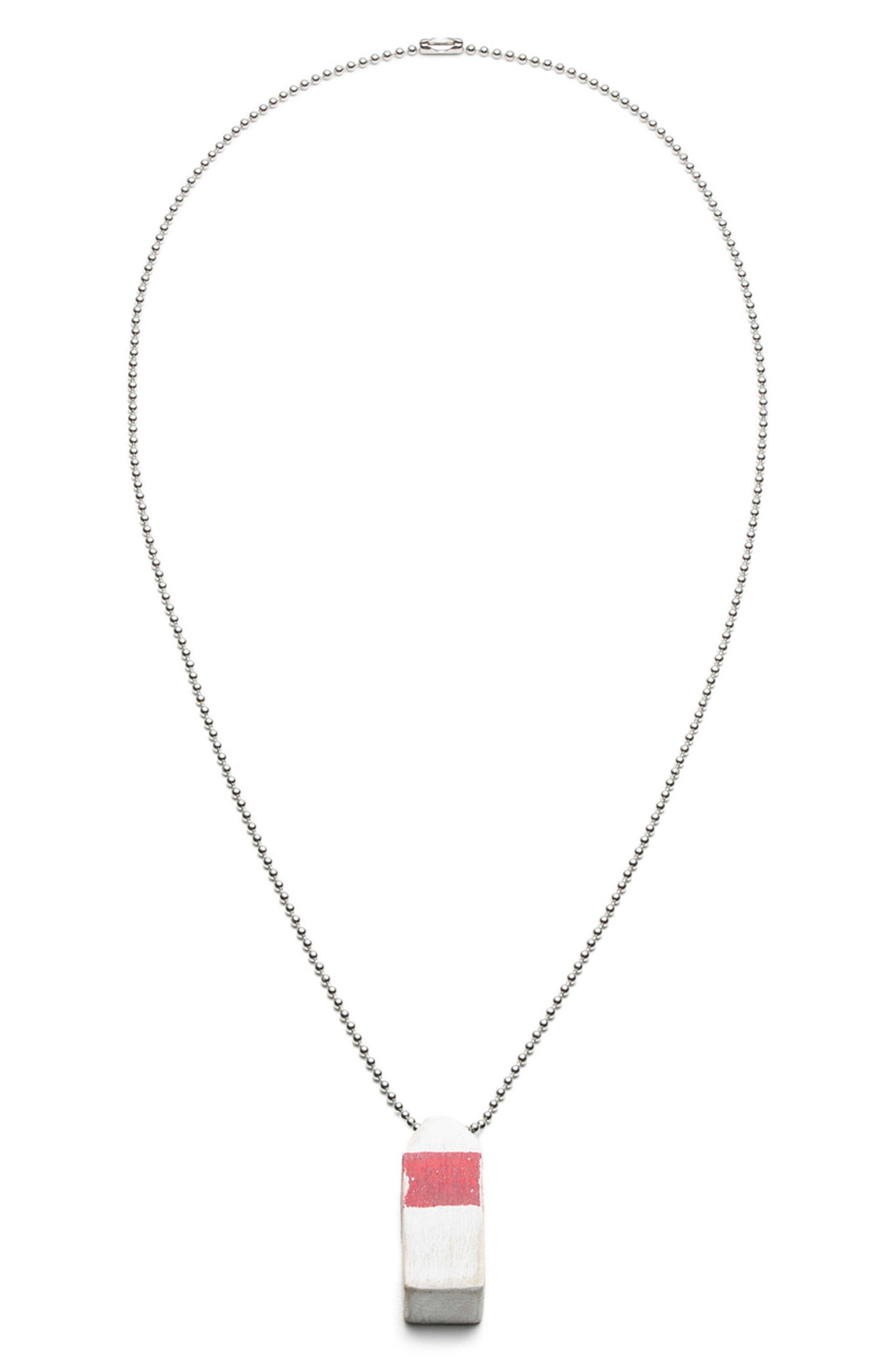 George Frost Buoy Pendant Necklace