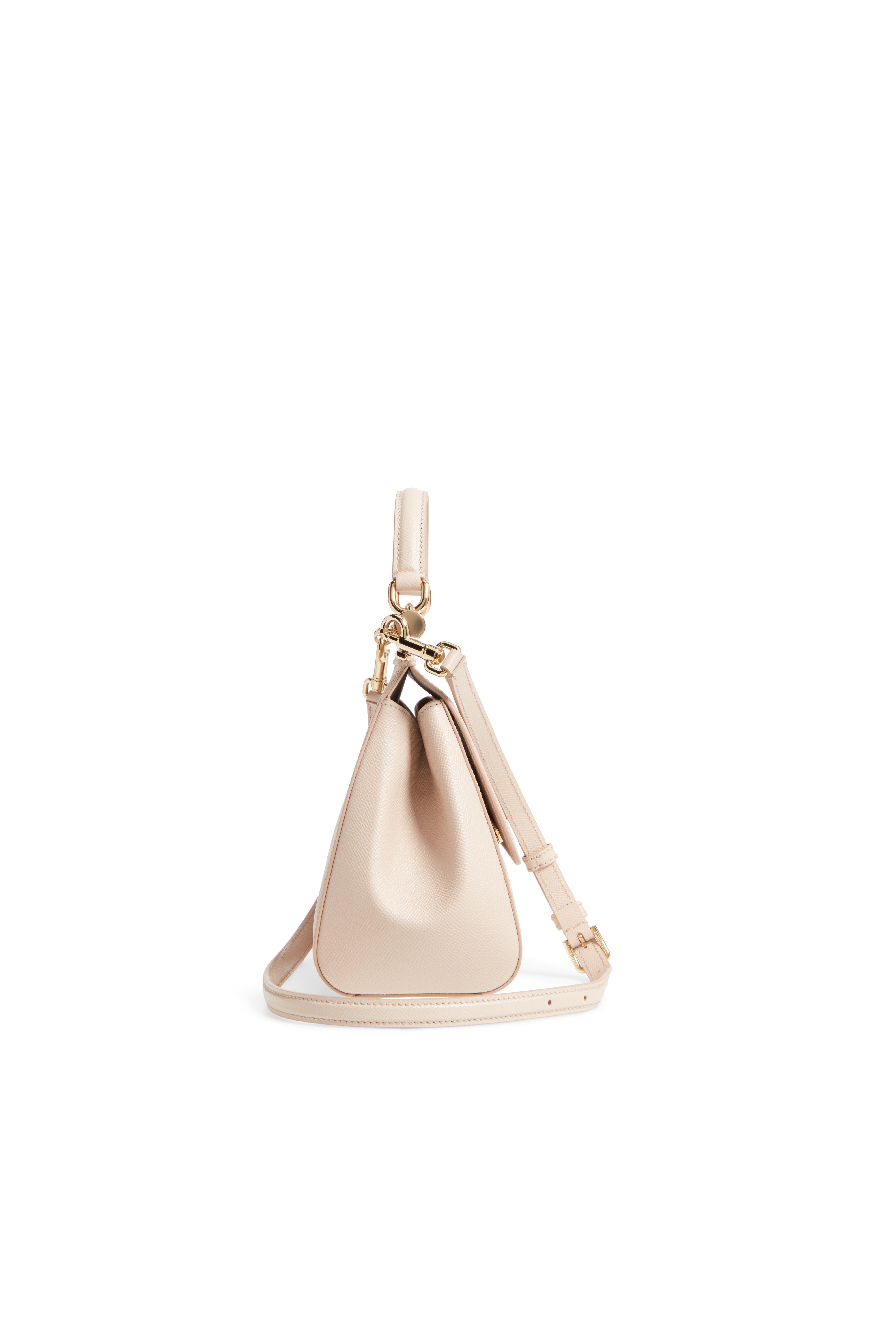 Alternate Image 3  - Dolce&Gabbana 'Small Miss Sicily' Leather Satchel