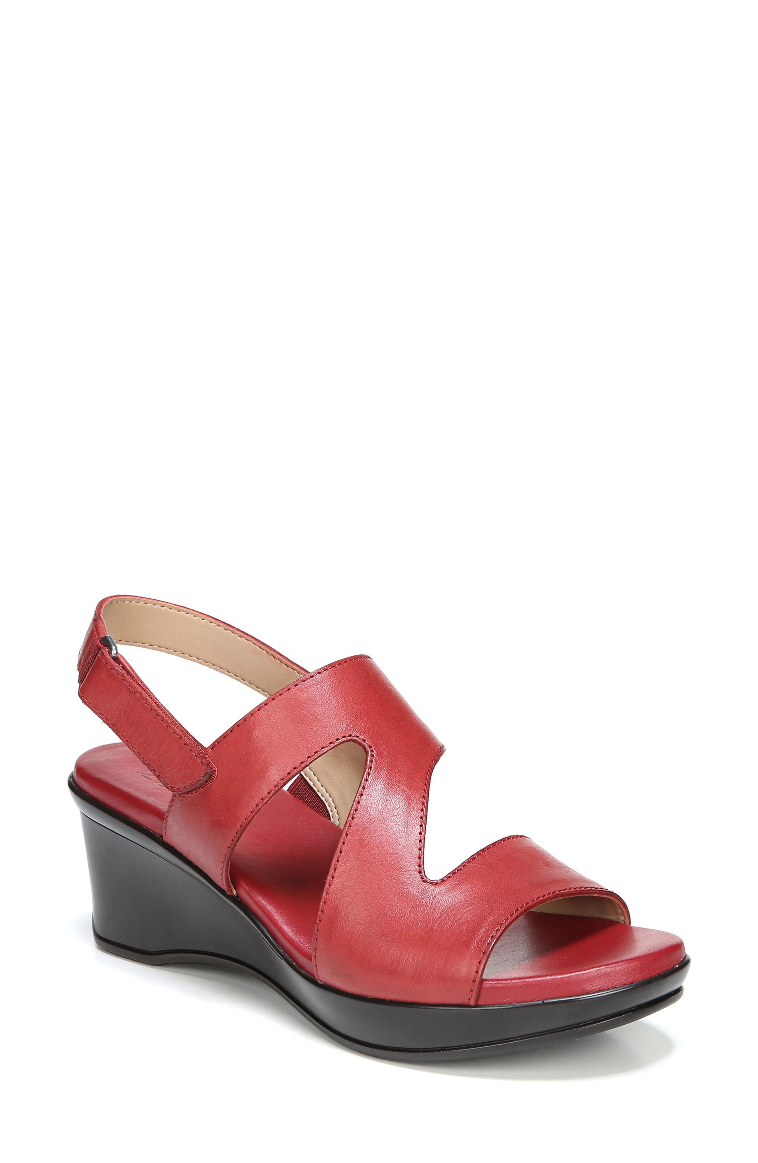 Naturalizer Valerie Wedge Sandal (Women)