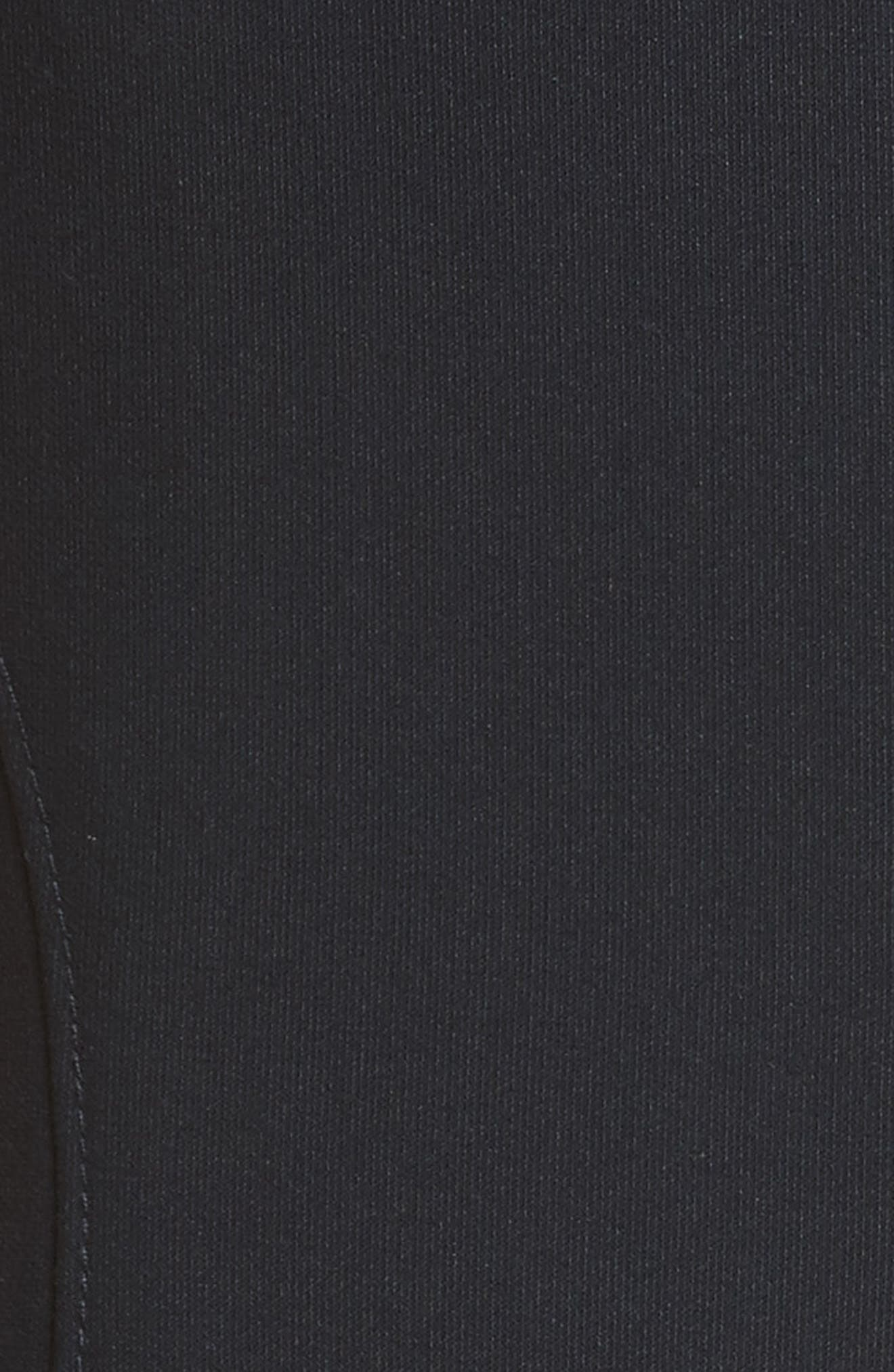 Gianna Sweetheart Neck Sheath Dress,                             Alternate thumbnail 5, color,                             Navy
