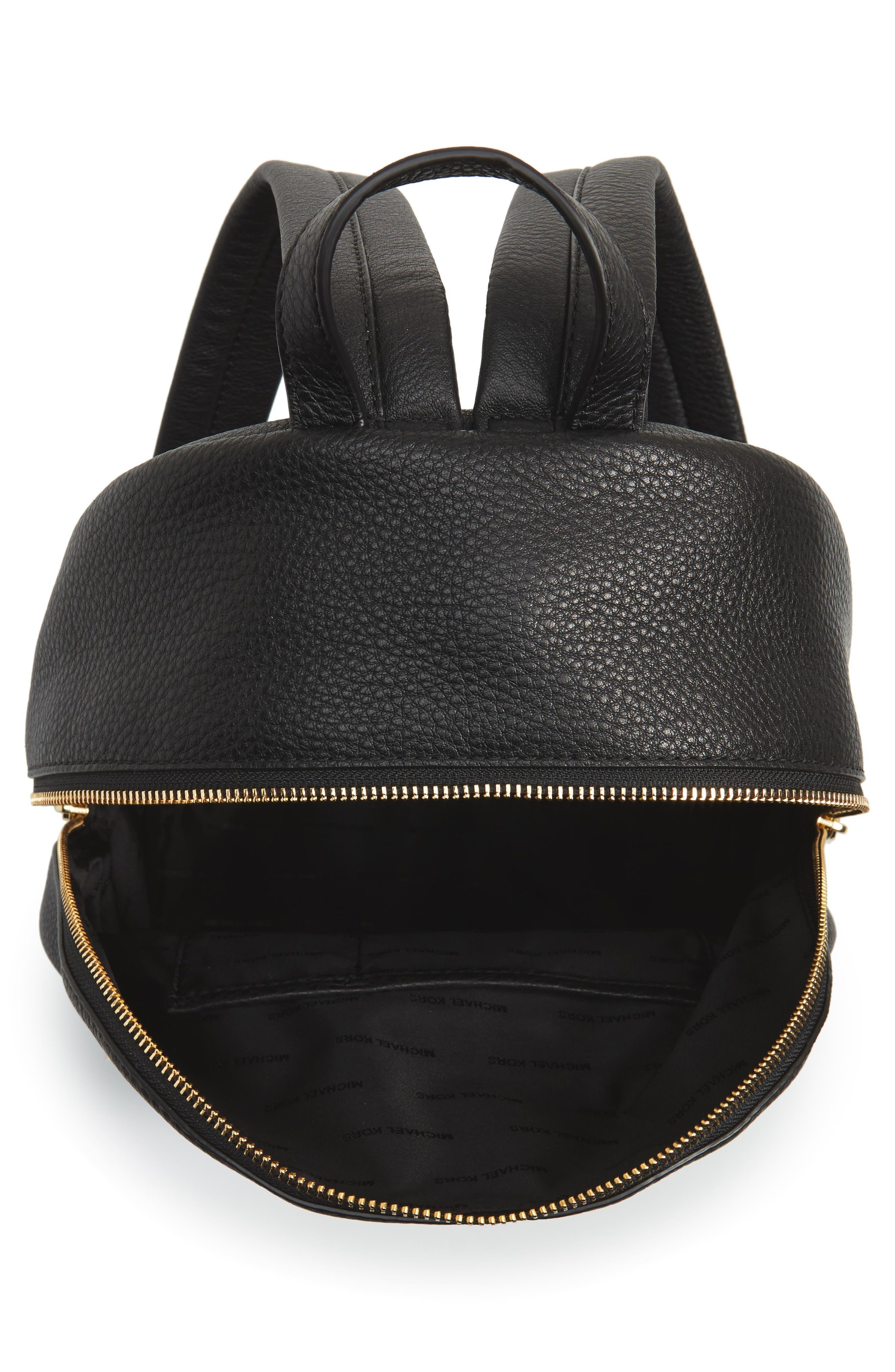 Alternate Image 4  - Michael Kors Large Wythe Studded Leather Backpack