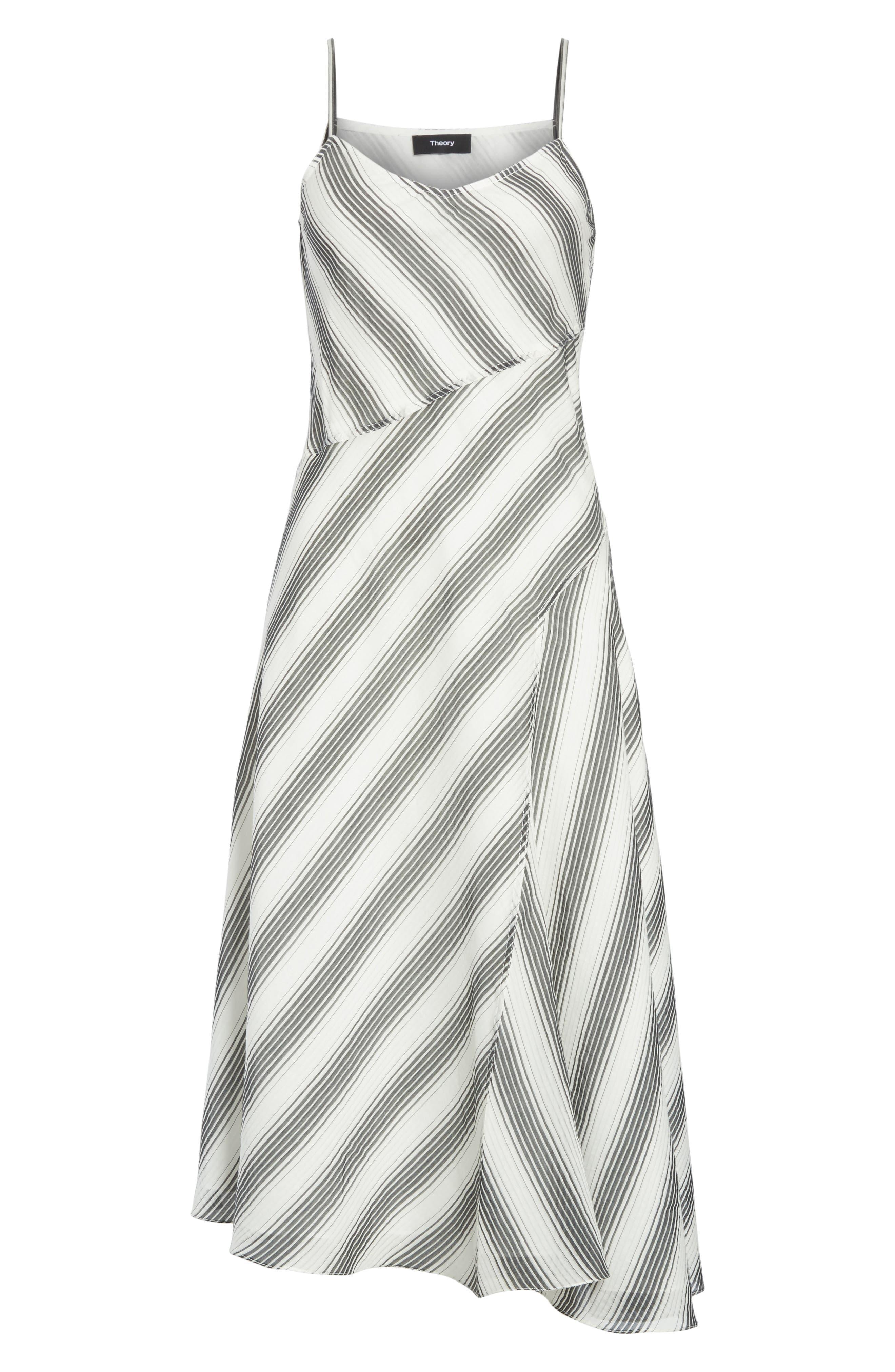 Alternate Image 6  - Theory Spaghetti Strap Day Dress
