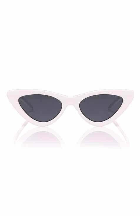 9cc671de0bf8 Adam Selman x Le Specs Luxe Lolita 49mm Cat Eye Sunglasses