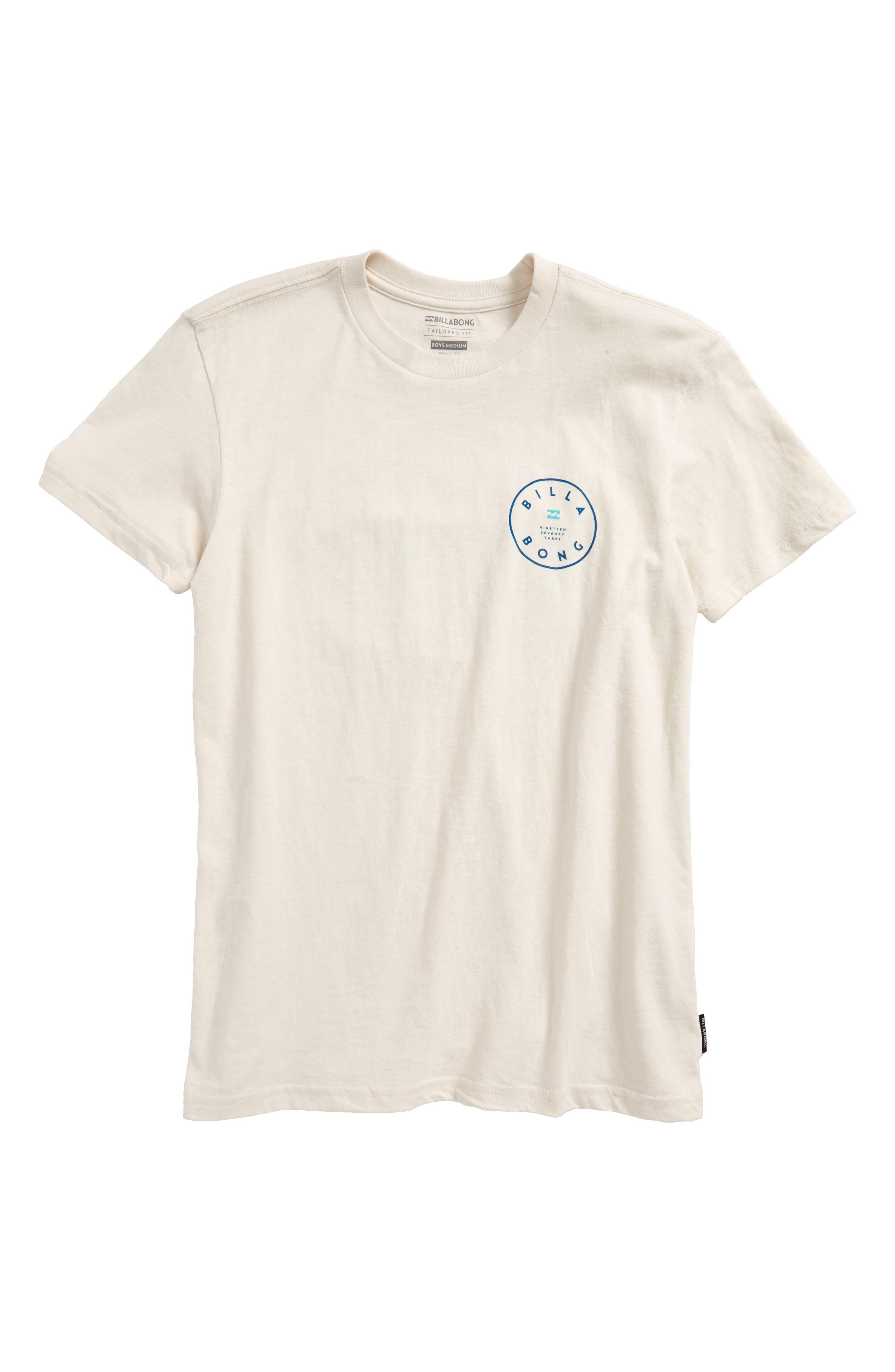 Rotor Fill Graphic T-Shirt,                         Main,                         color, Rock
