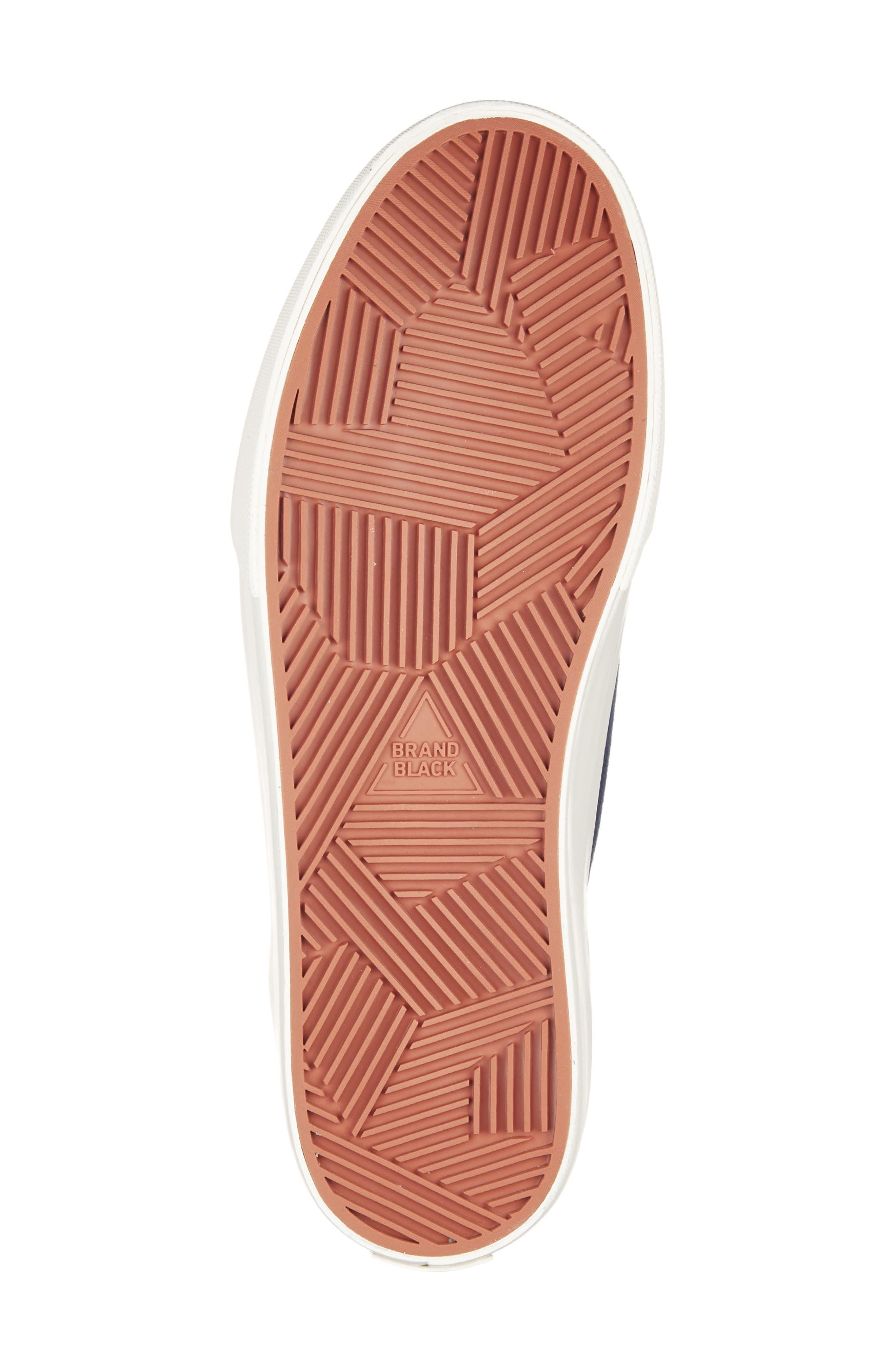 Vesta Low Top Sneaker,                             Alternate thumbnail 6, color,                             Navy