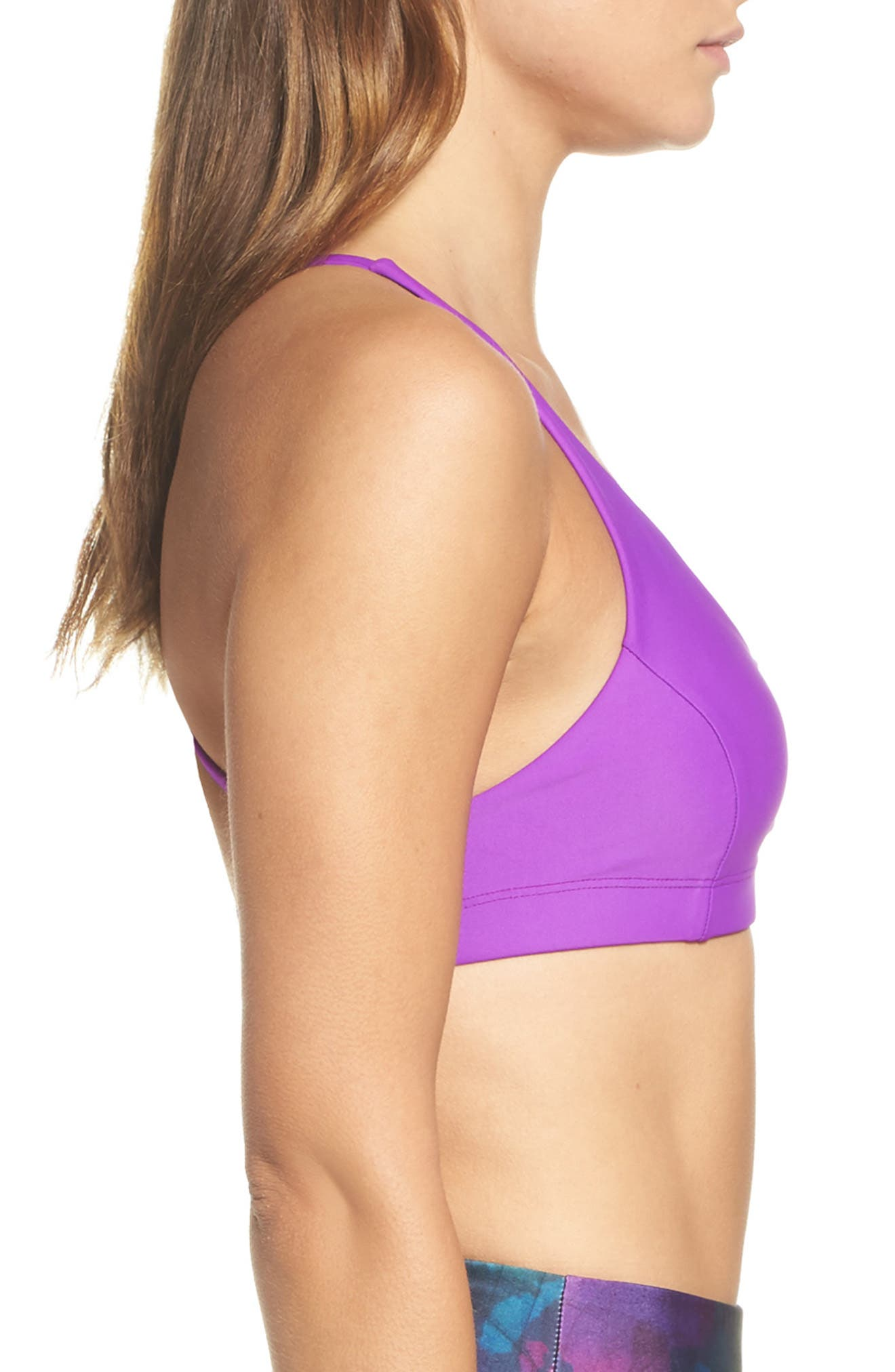 Alternate Image 4  - Onzie Pyramid Sports Bra