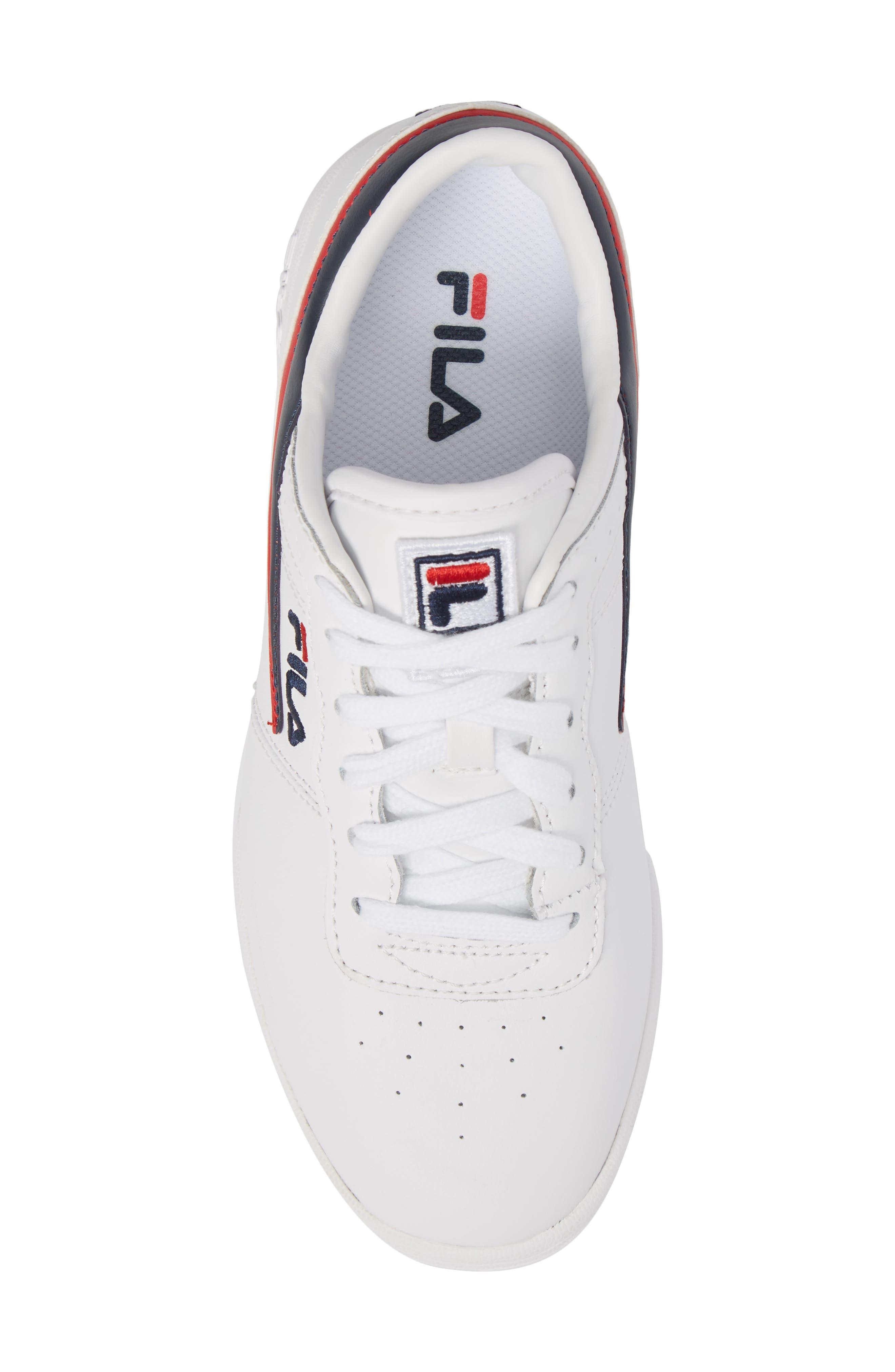 Alternate Image 5  - FILA Original Fitness Sneaker (Women)