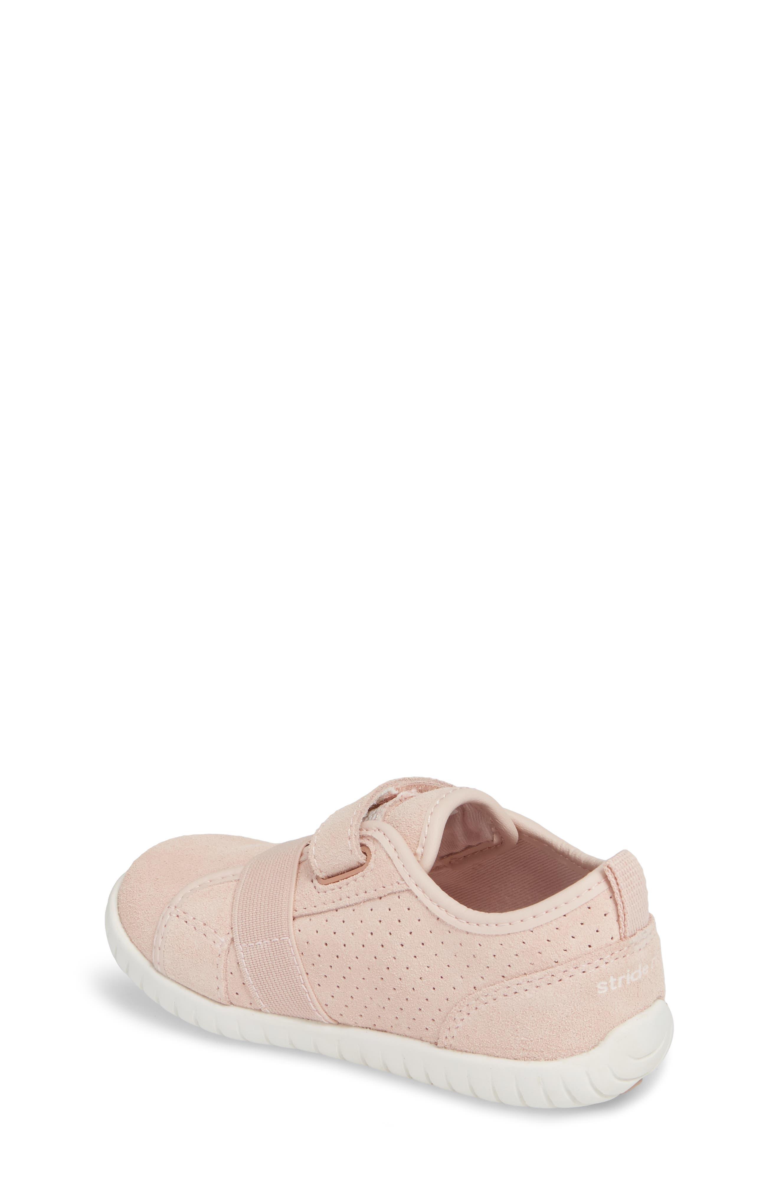 SRtech<sup>™</sup> Riley Sneaker,                             Alternate thumbnail 2, color,                             Blush Leather