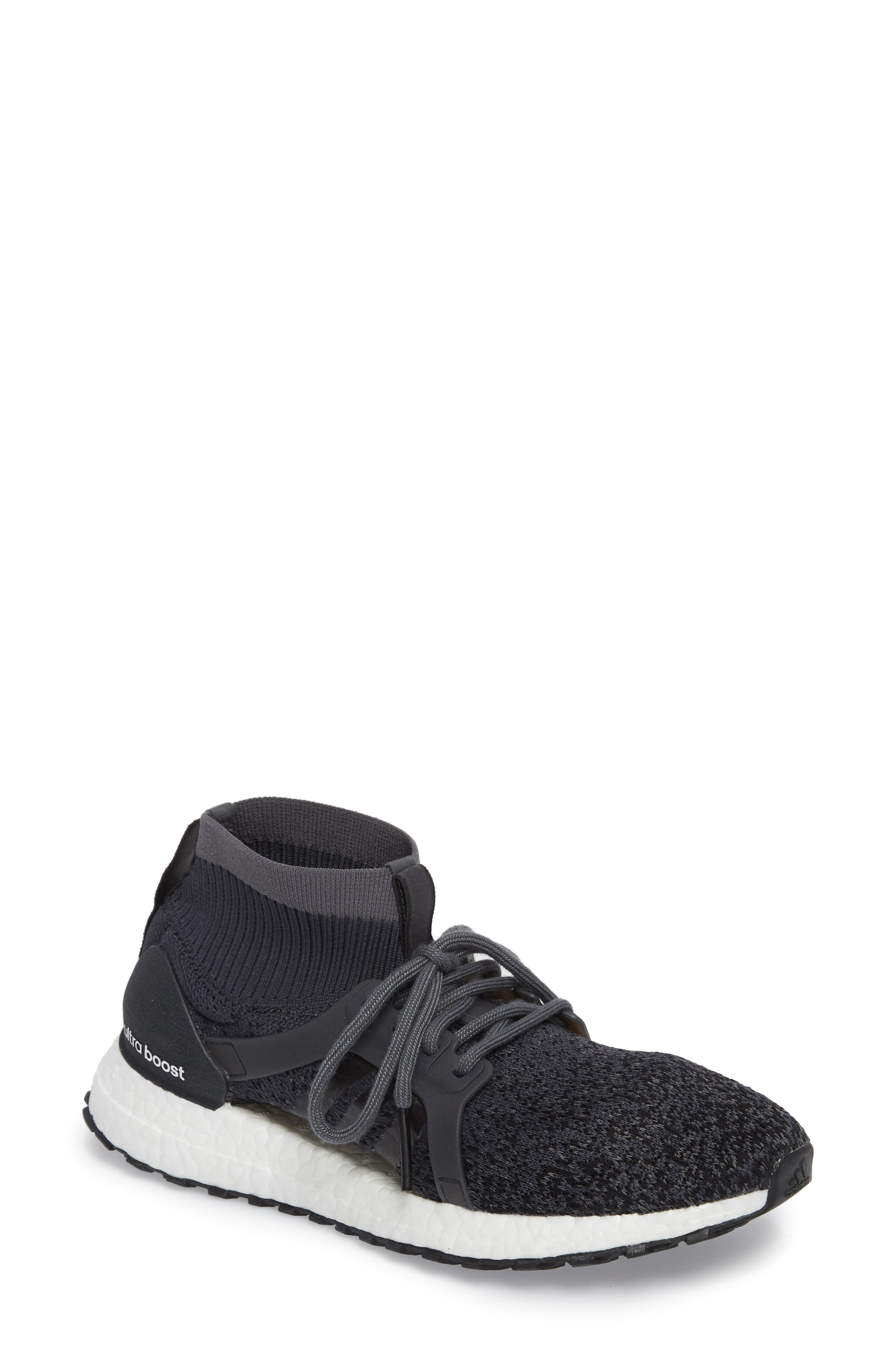 Alternate Image 1 Selected - adidas UltraBOOST X All Terrain Water Resistant Running Shoe (Women)