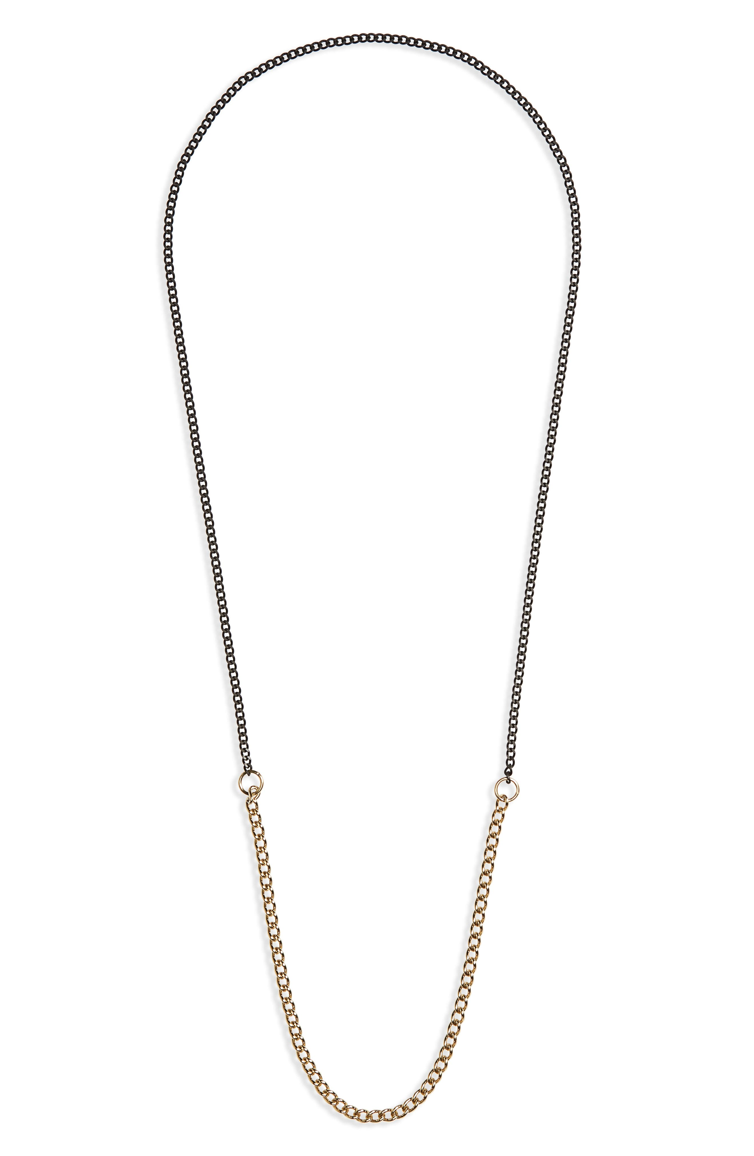 Main Image - Vitaly Binary Chain Link Necklace