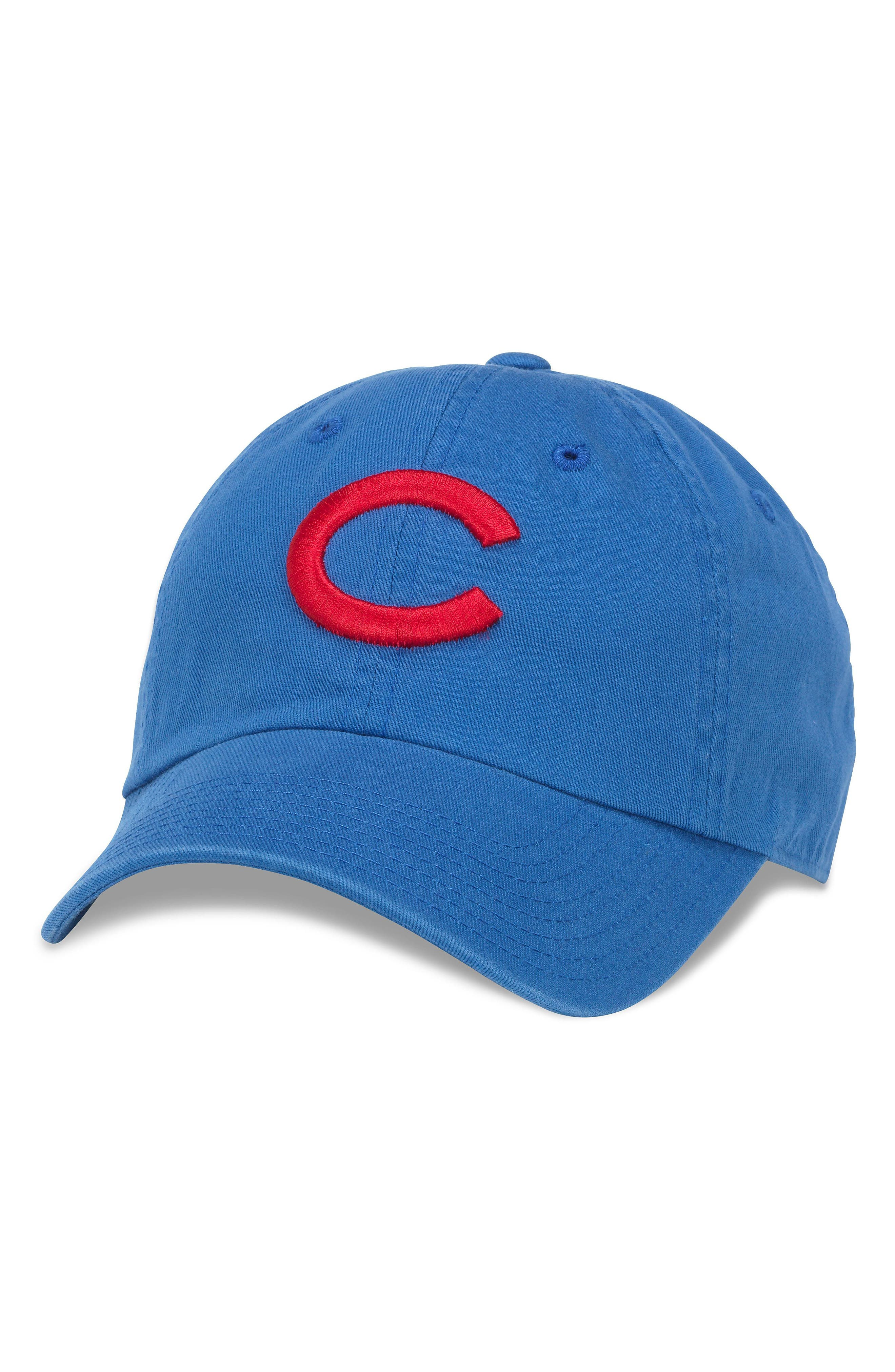 Main Image - American Needle 1938 Chicago Cubs Southpaw Ball Cap