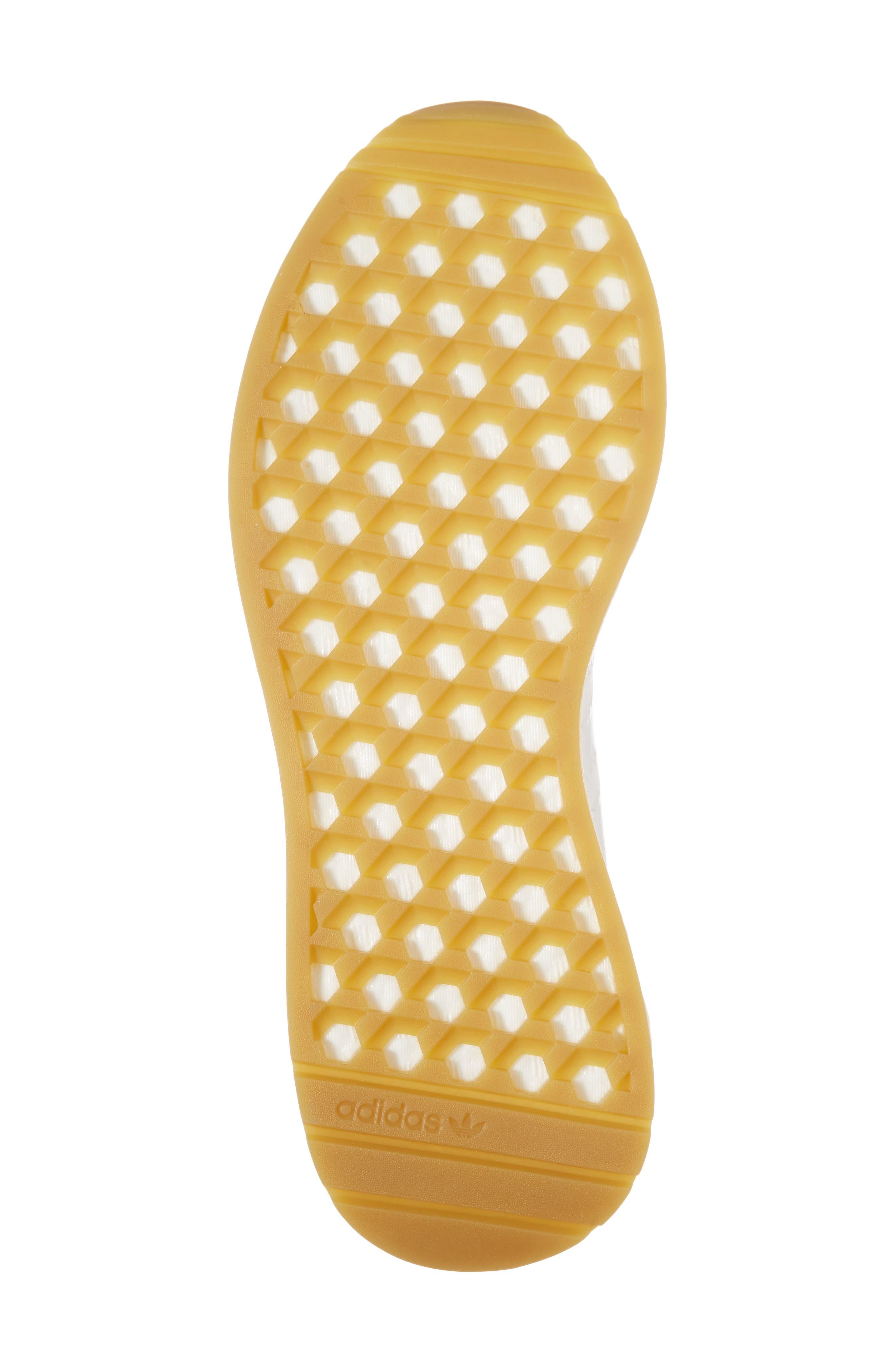 I-5923 Sneaker,                             Alternate thumbnail 6, color,                             Crystal White/ White