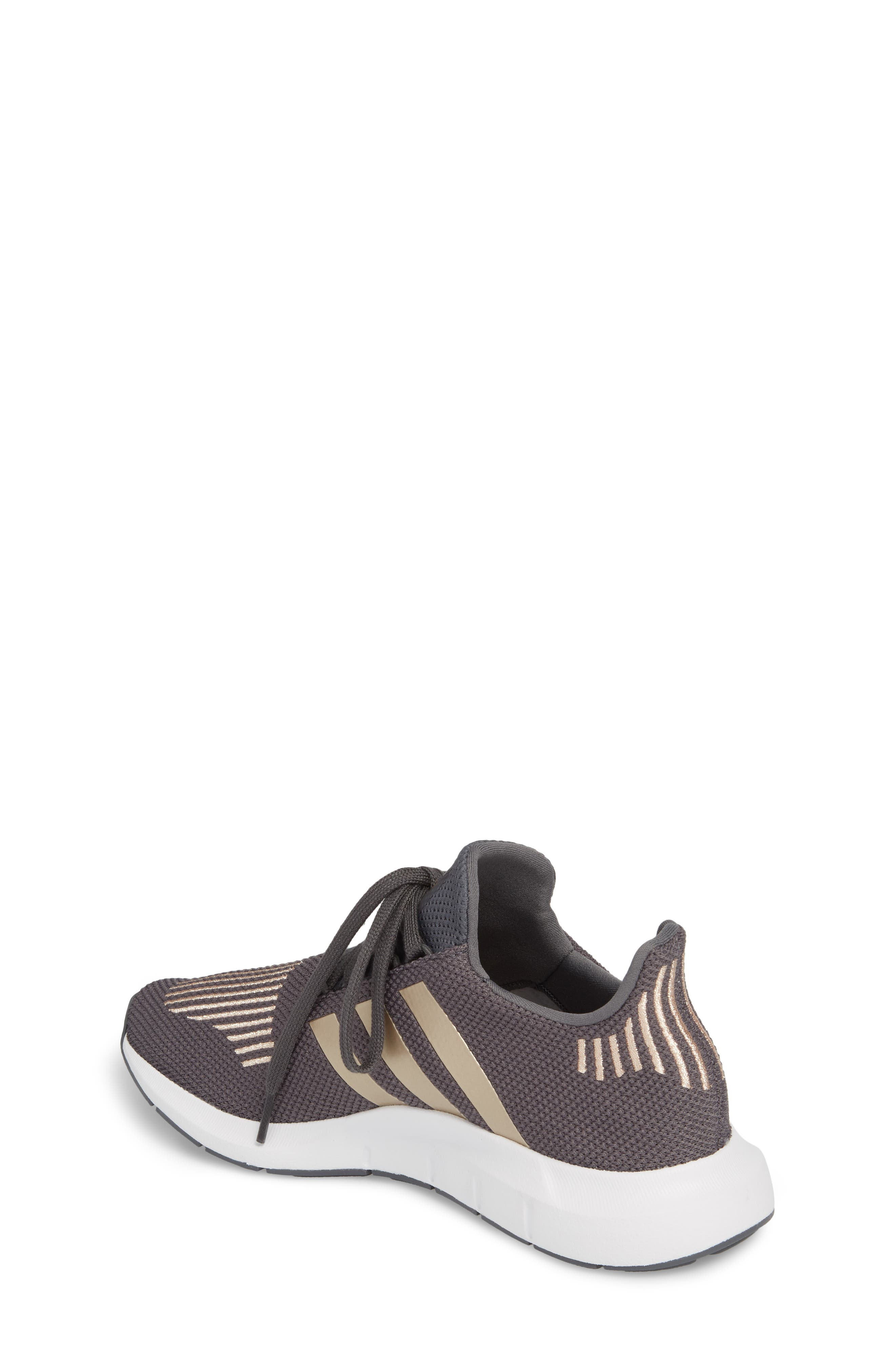 Swift Run Sneaker,                             Alternate thumbnail 2, color,                             Grey / Copper / White