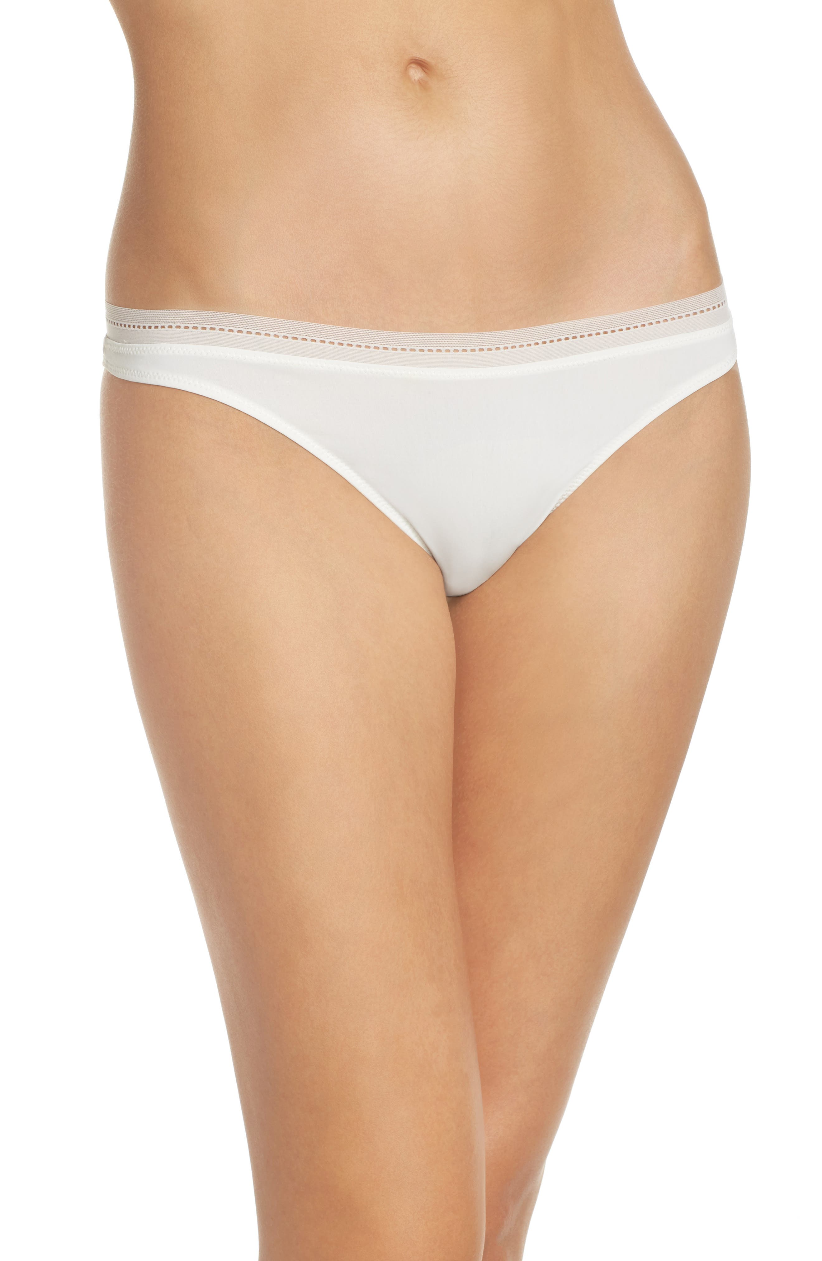 Intimately FP Truth or Dare Thong,                         Main,                         color, Ivory