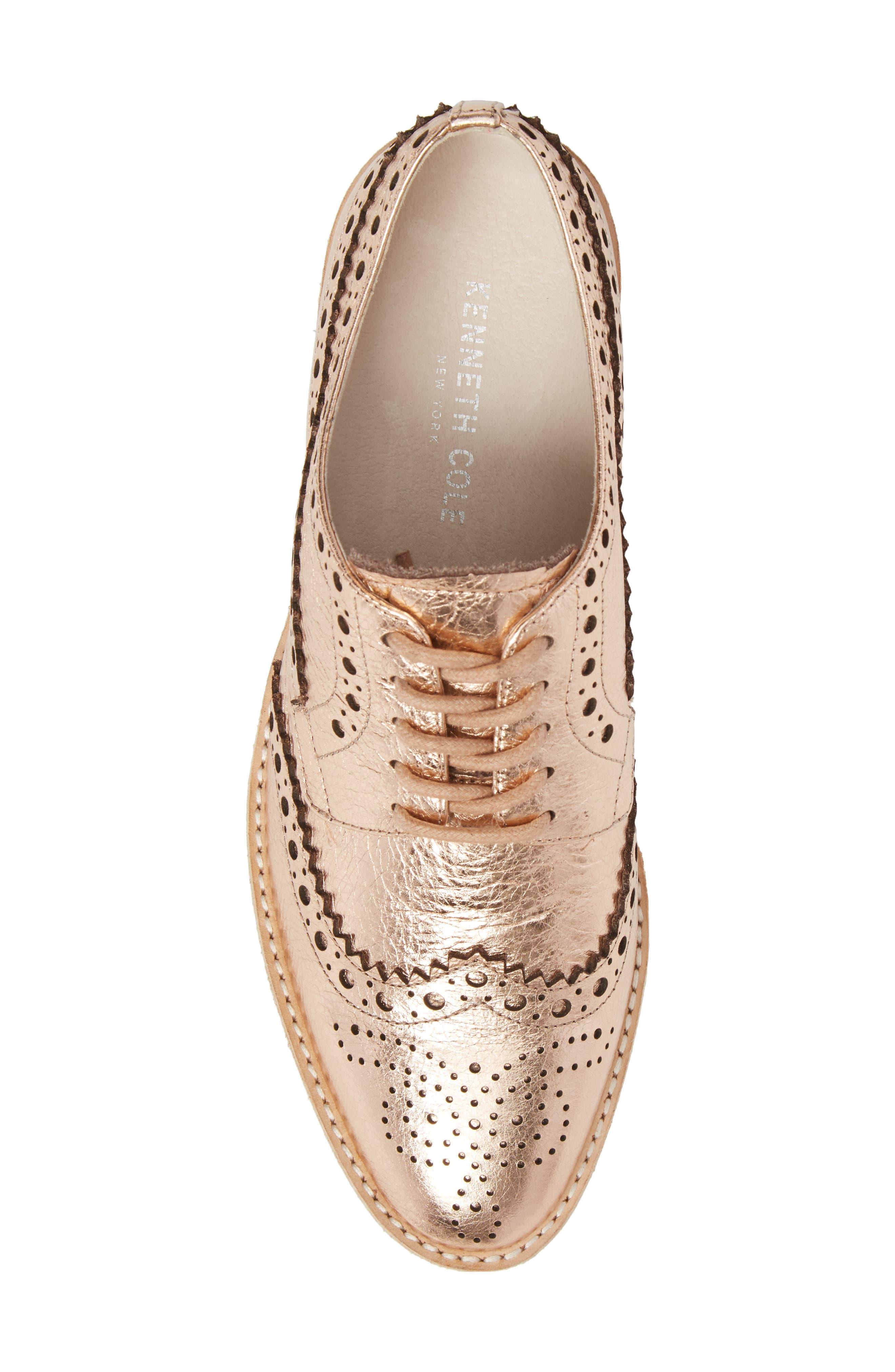 Alternate Image 5  - Kenneth Cole New York Roberta Platform Sneaker (Women)