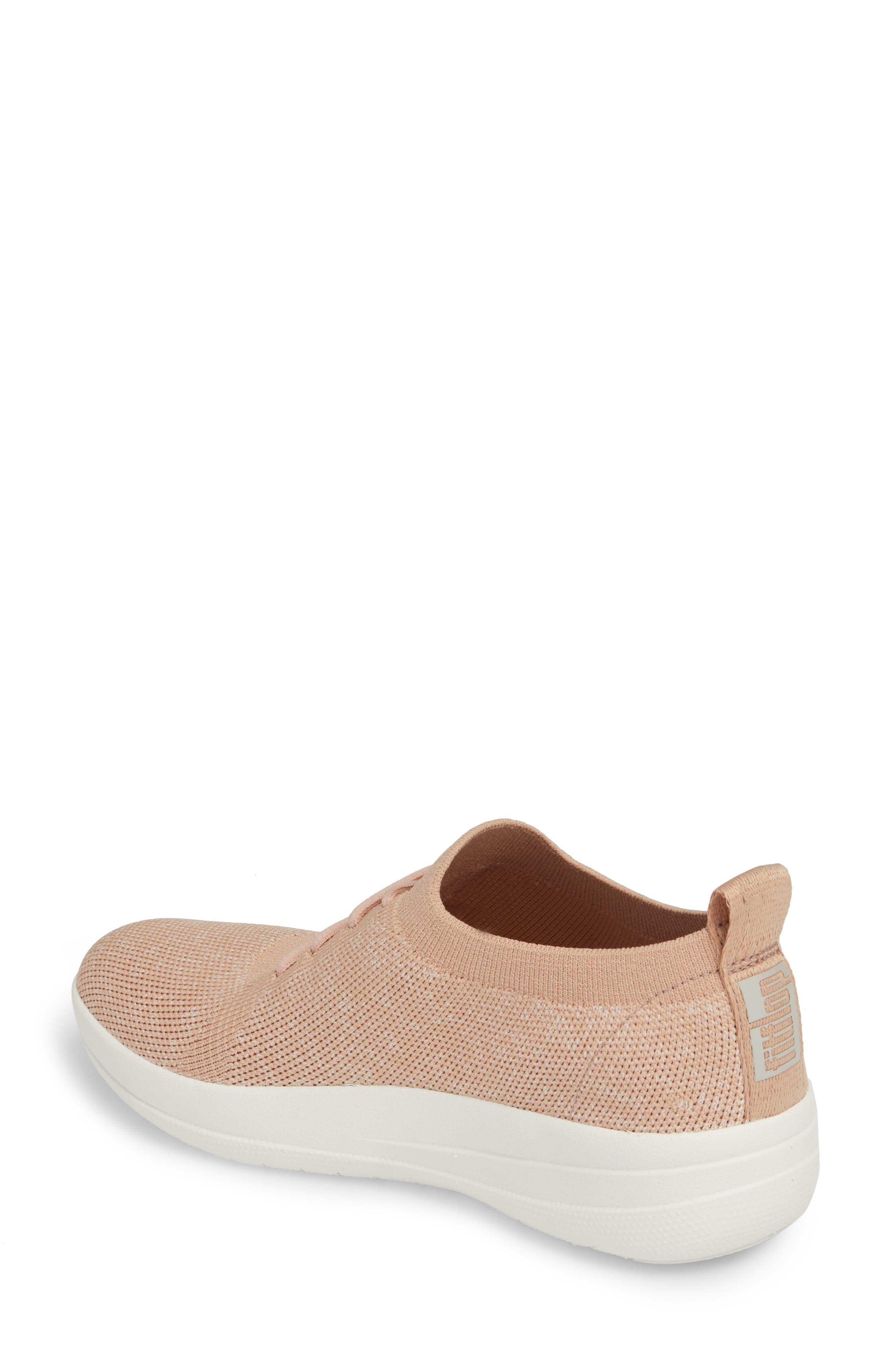 Alternate Image 2  - FitFlop F-Sporty Uberknit™ Sneaker (Women)