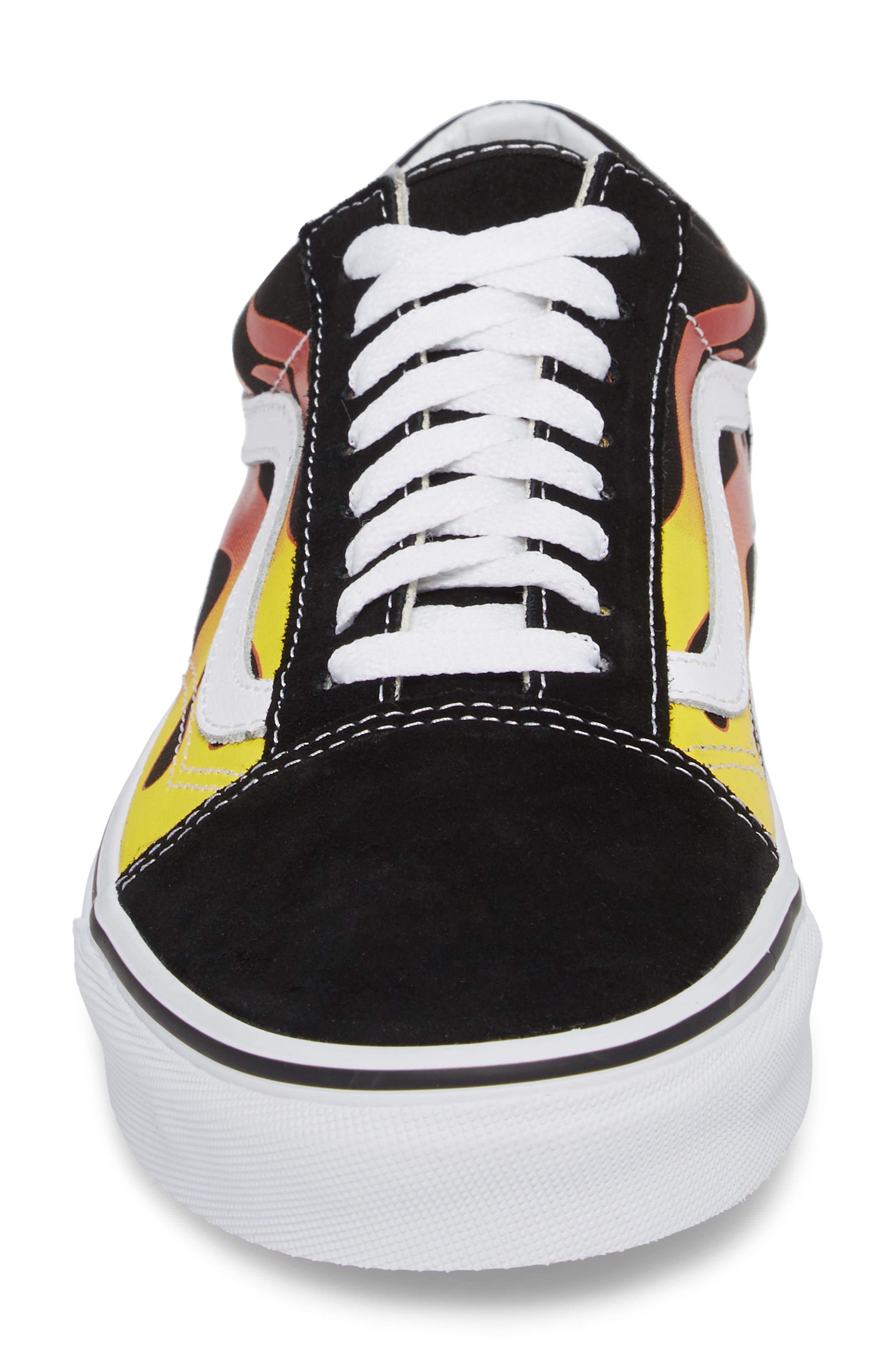 Alternate Image 4  - Vans UA Old Skool Low Top Sneaker (Men)