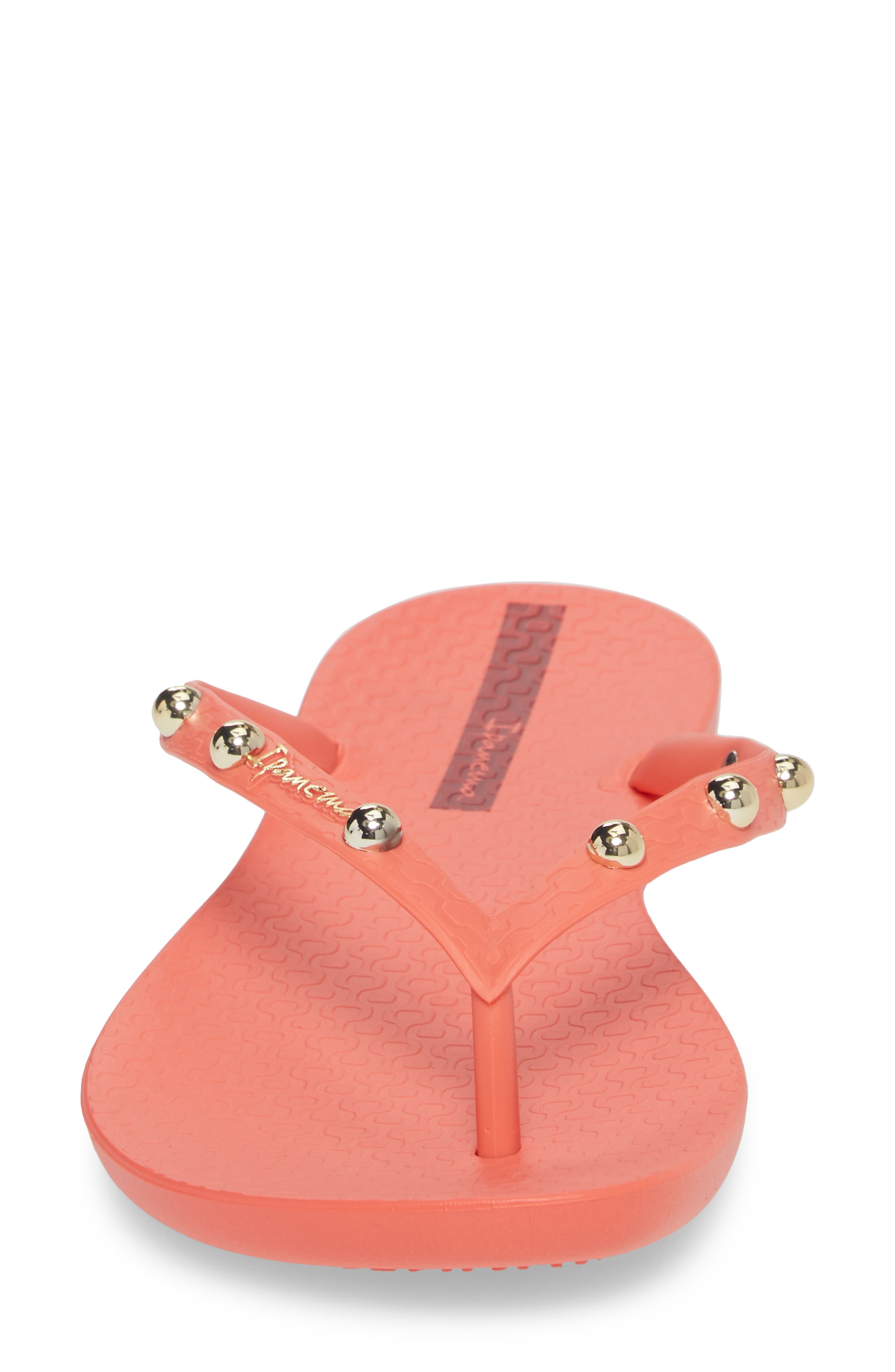 Alternate Image 4  - Ipanema Wave Studs Flip Flop (Women)