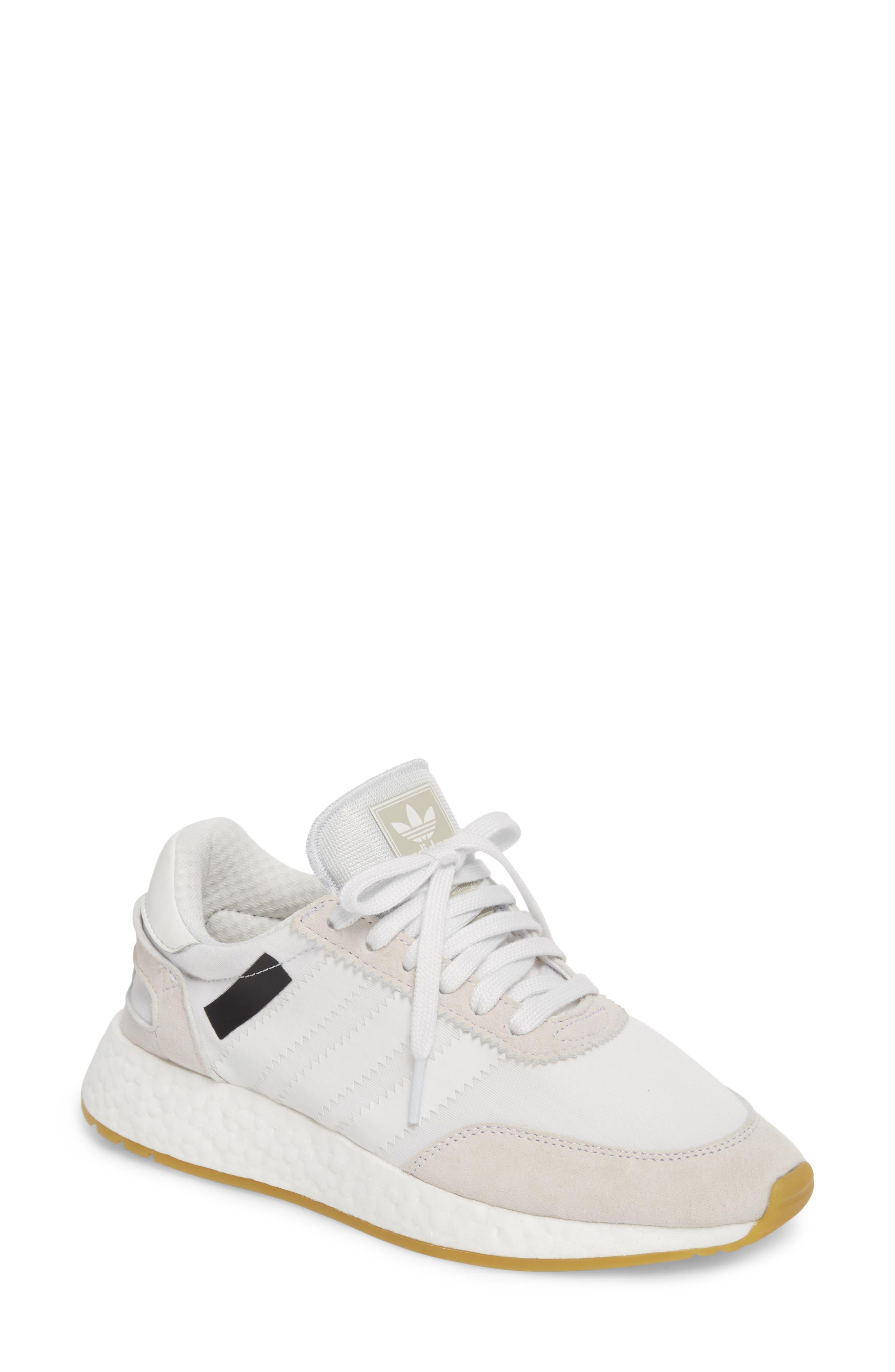 Alternate Image 1 Selected - adidas I-5923 Sneaker (Women)