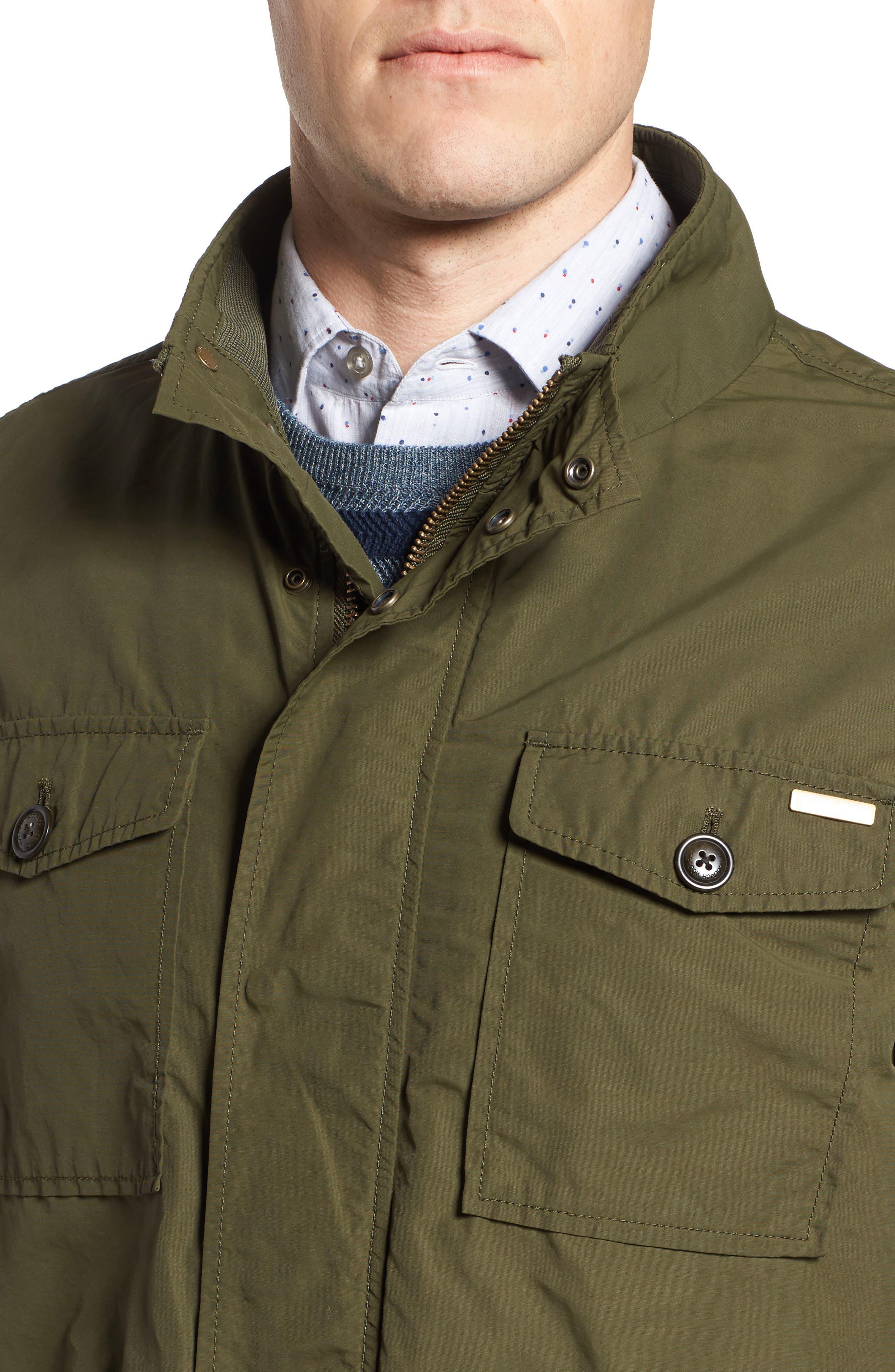 Alternate Image 4  - Woolrich John Rich Military Field Jacket