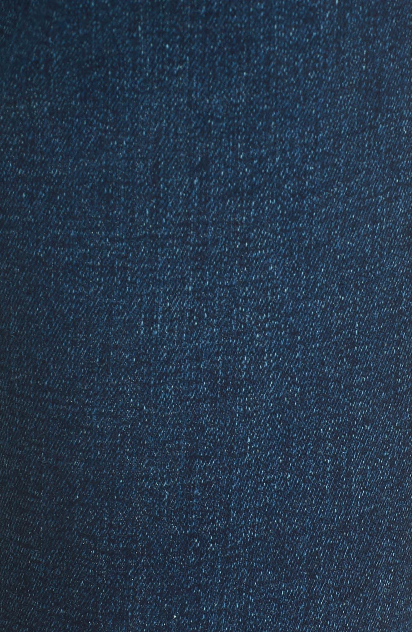 Alternate Image 5  - AG The Legging Ankle Super Skinny Jeans (04 Years Rapid)