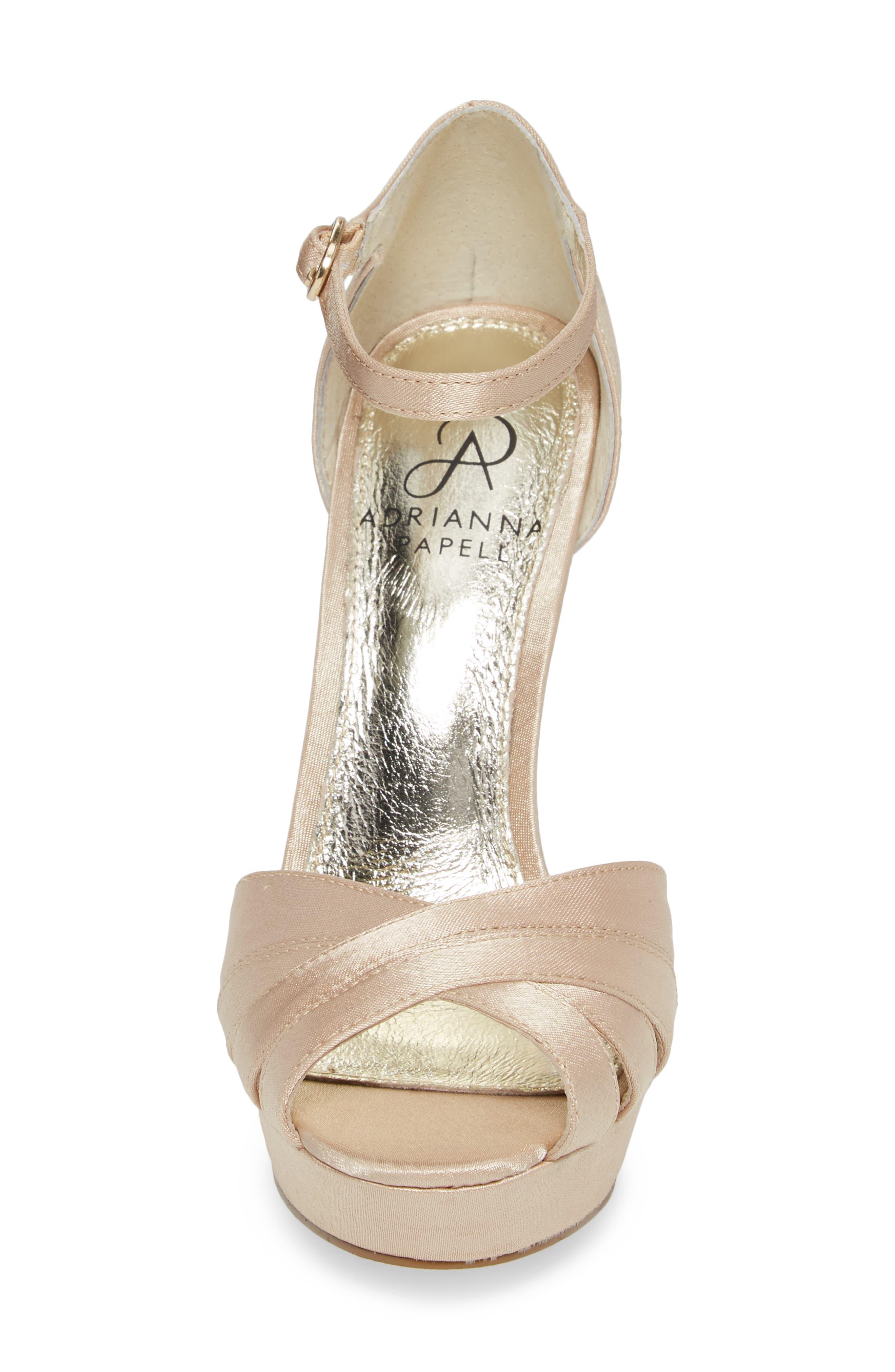 Alternate Image 4  - Adrianna Papell Samoa Platform Sandal (Women)