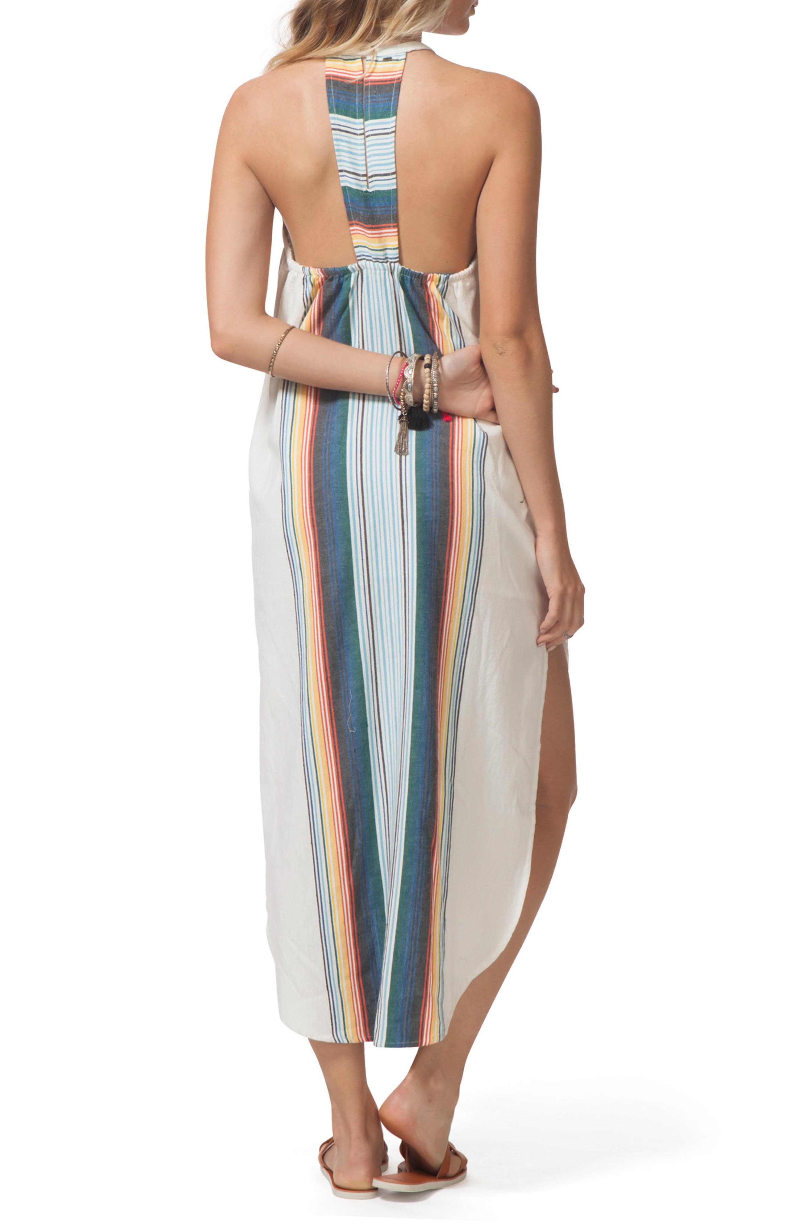 Alternate Image 2  - Rip Curl Beach Bazaar Maxi Dress