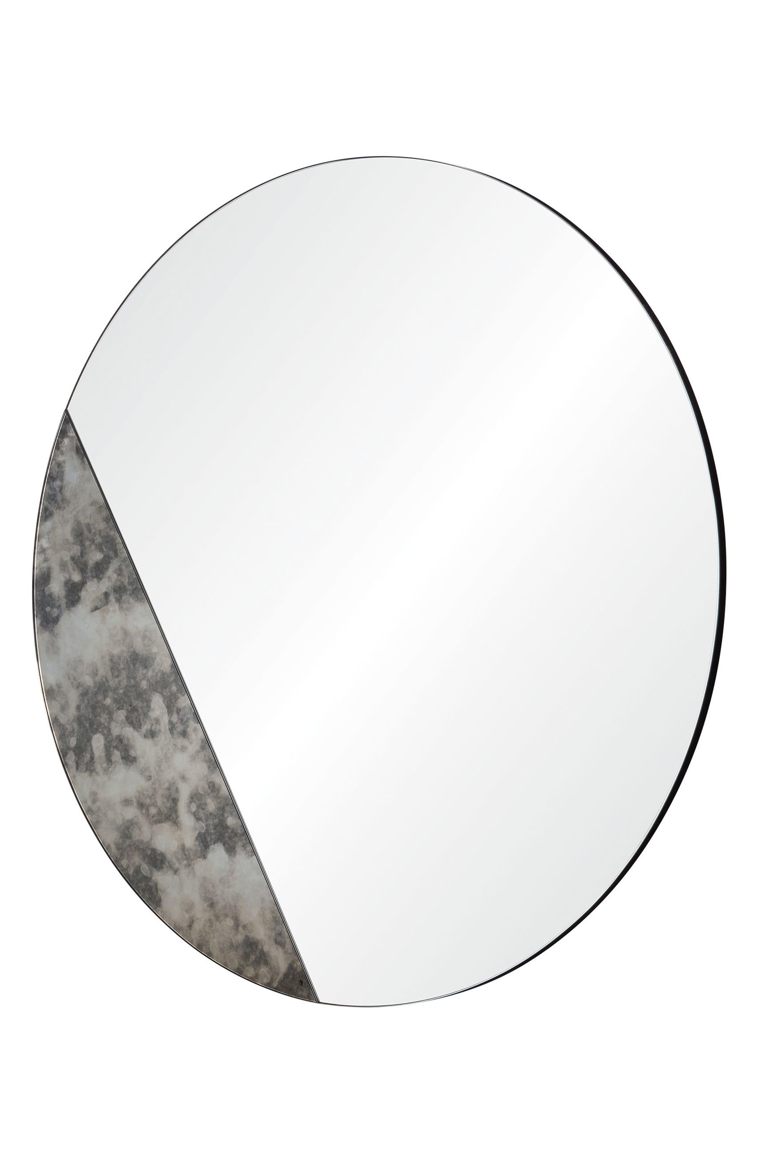Cella Mirror,                             Alternate thumbnail 4, color,                             Glass