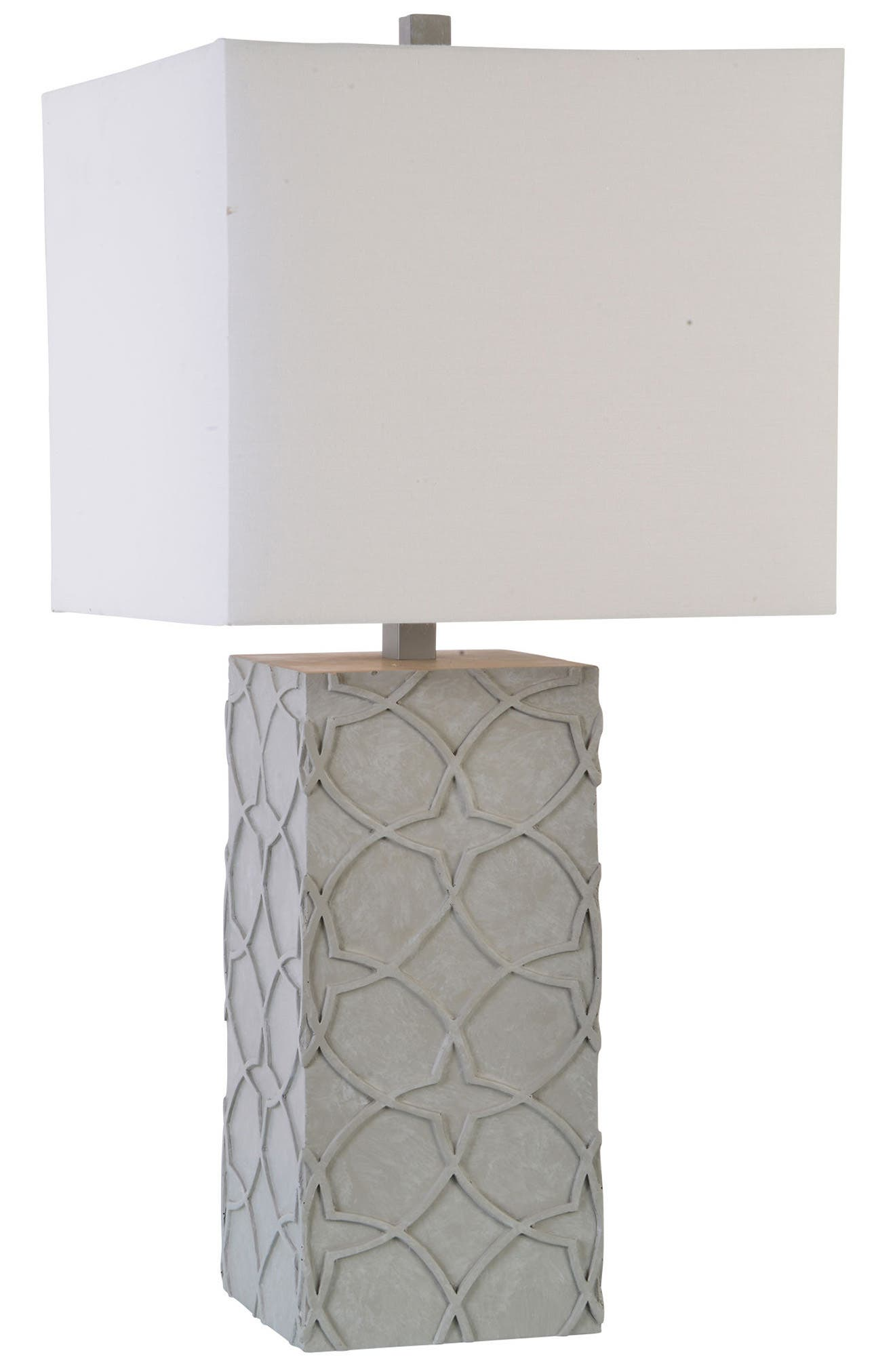 Barkly Table Lamp,                             Alternate thumbnail 3, color,                             Concrete