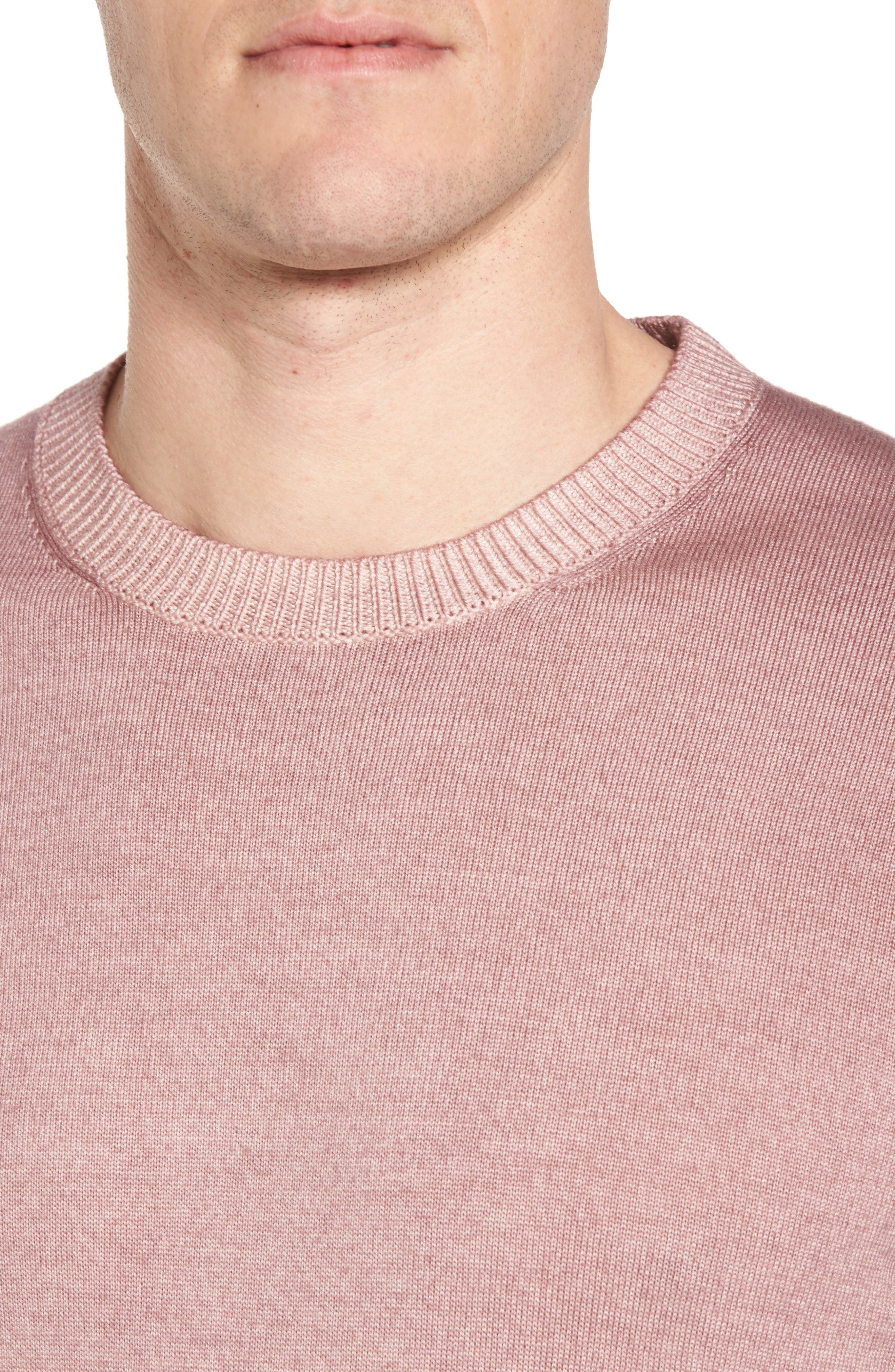 Alternate Image 4  - Ted Baker London Lucky Trim Fit Wool Sweater