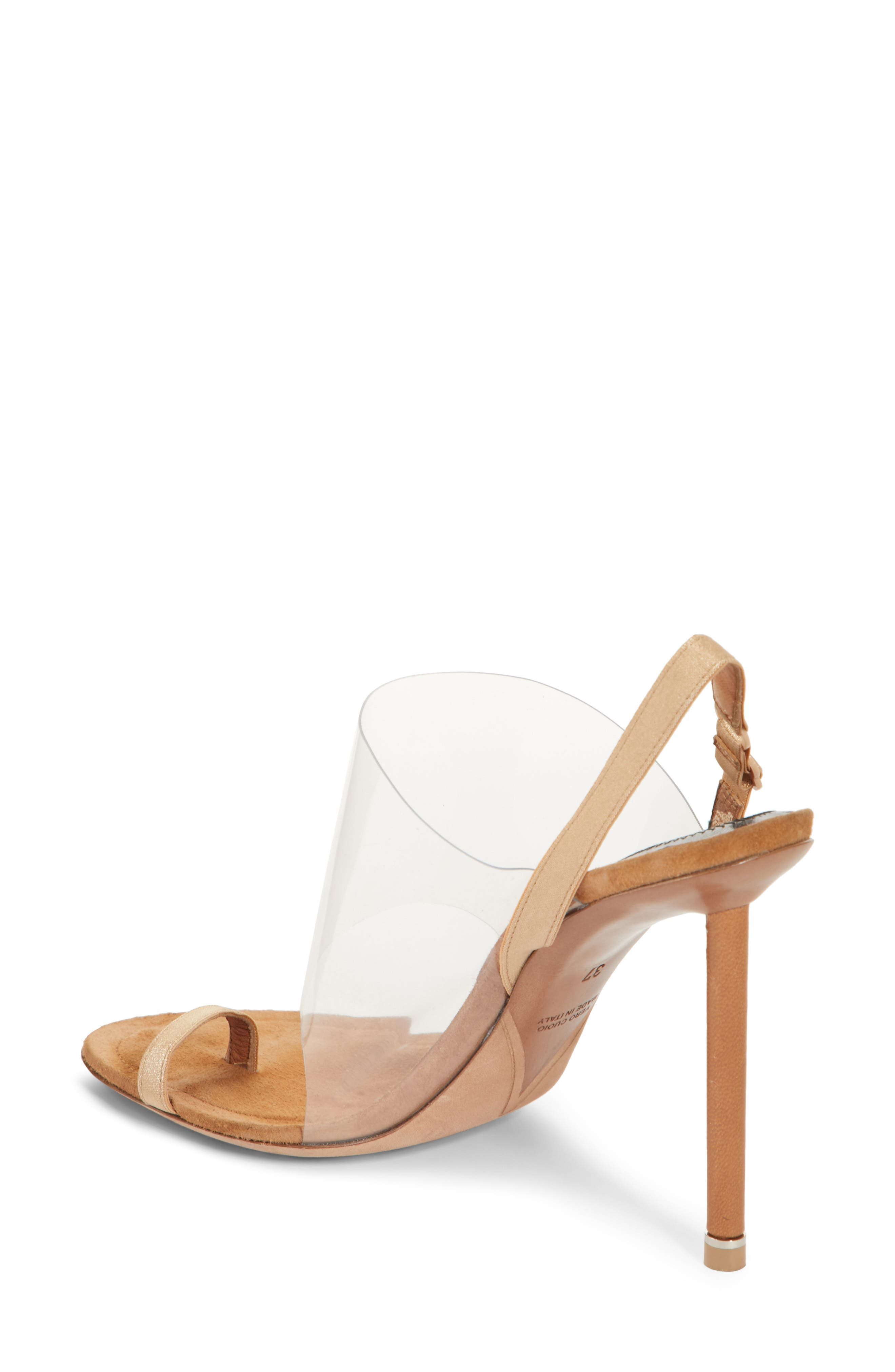 Kaia Sandal,                             Alternate thumbnail 2, color,                             Nude