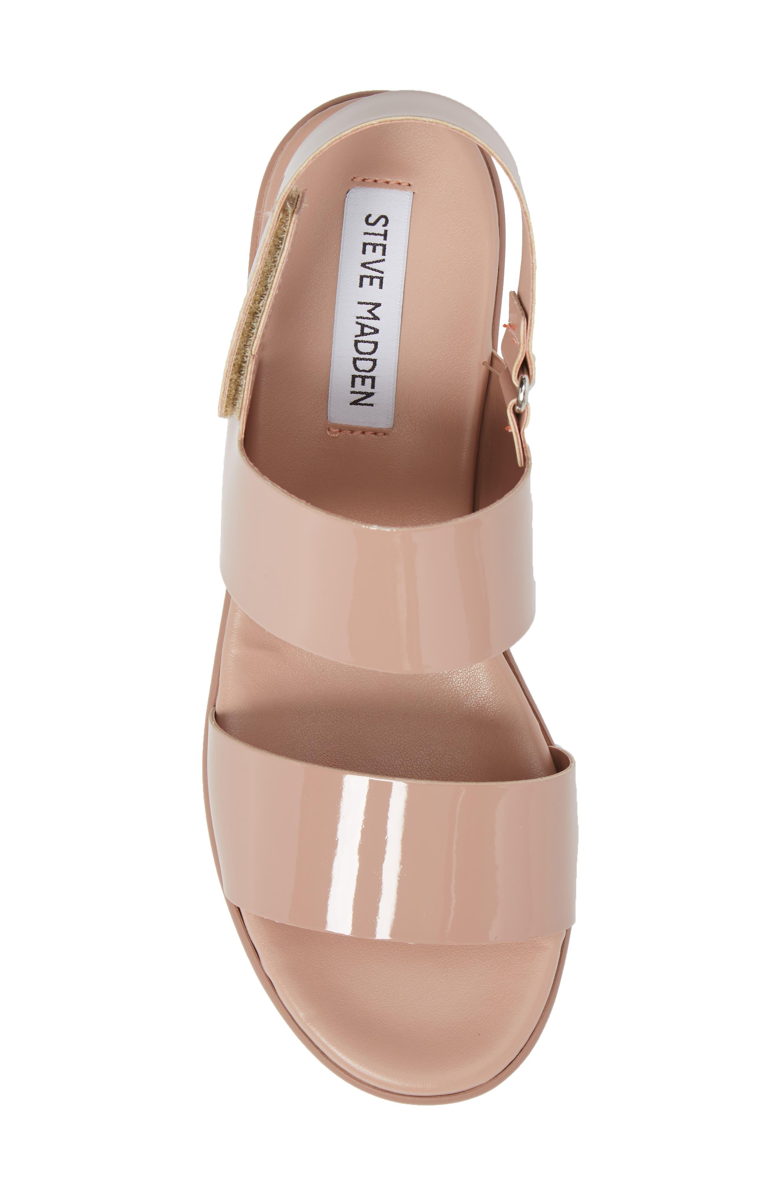 Alternate Image 5  - Steve Madden Rachel Platform Wedge Sandal (Women)