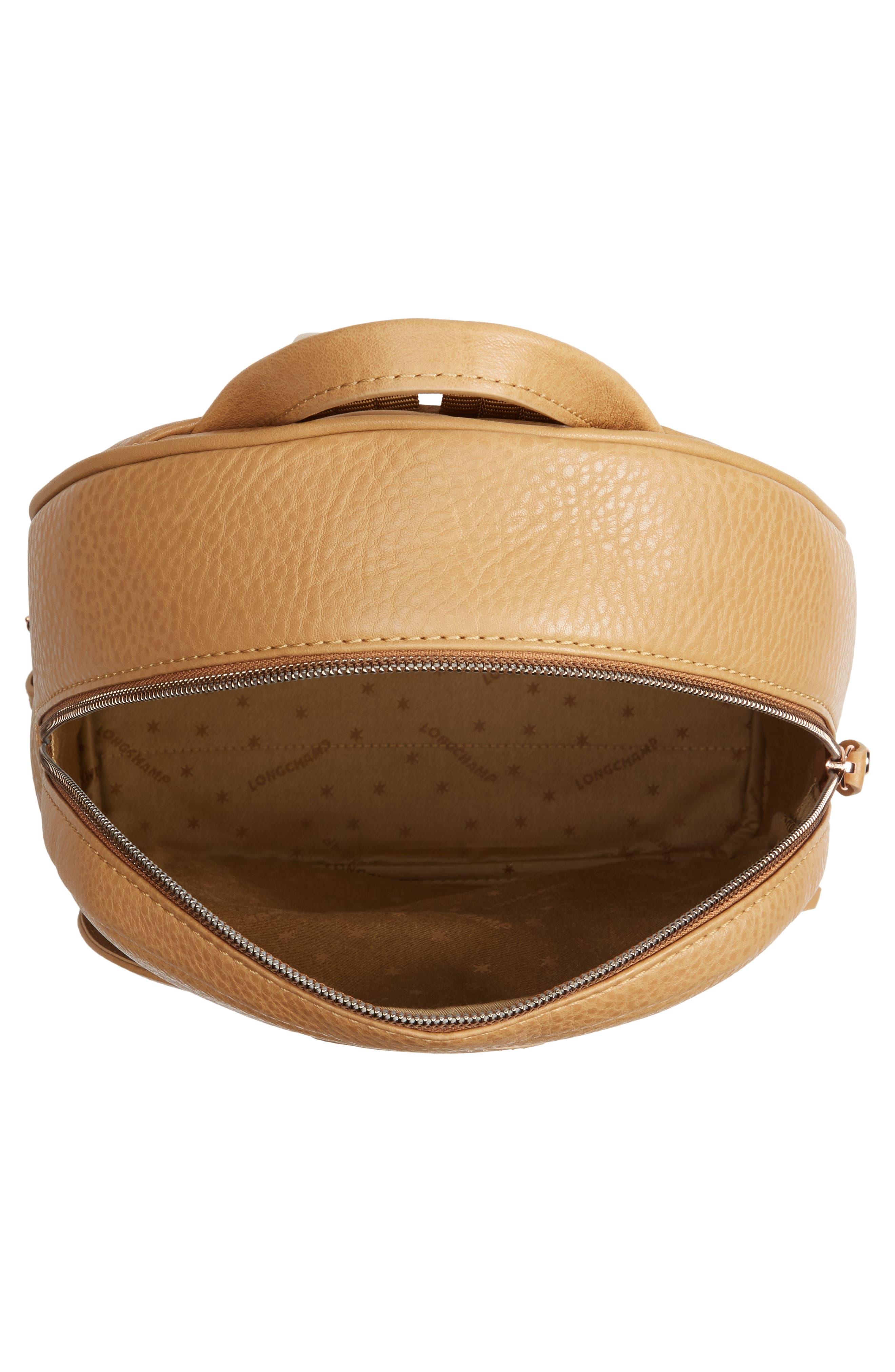 Alternate Image 5  - Longchamp Mystery Leather Backpack