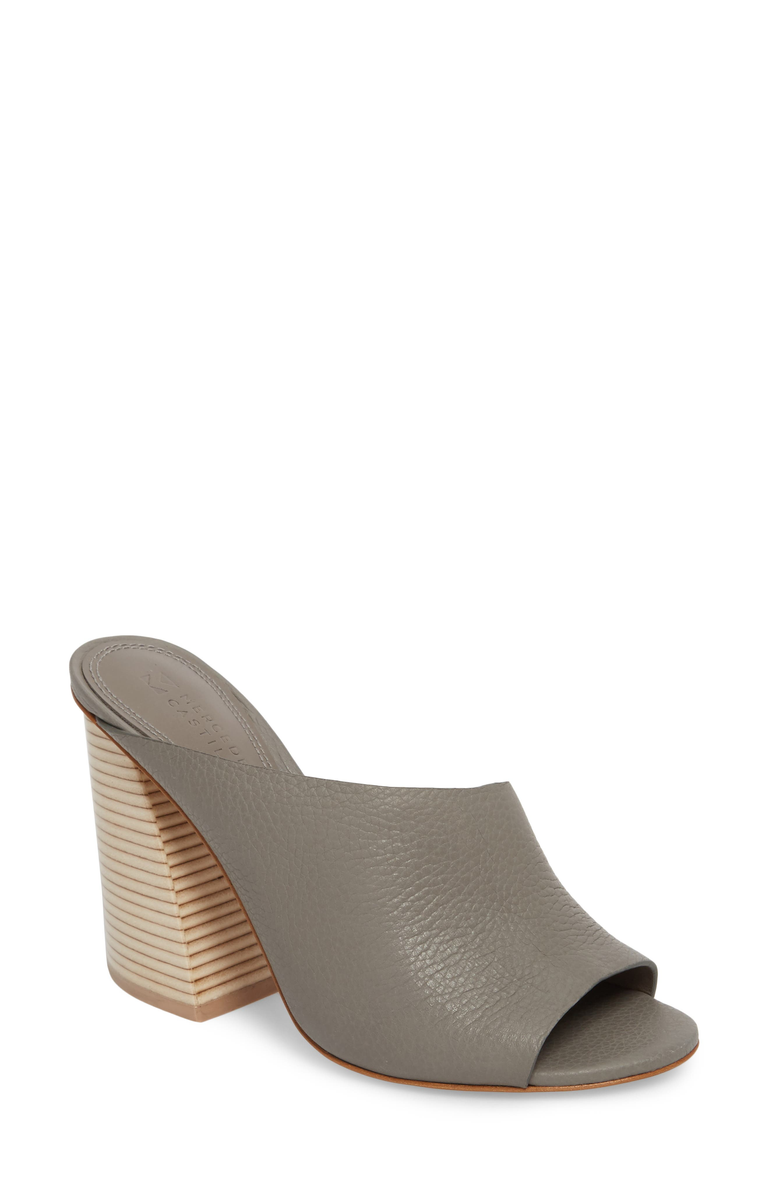 Mercedes Castillo Izar Mule (Women)
