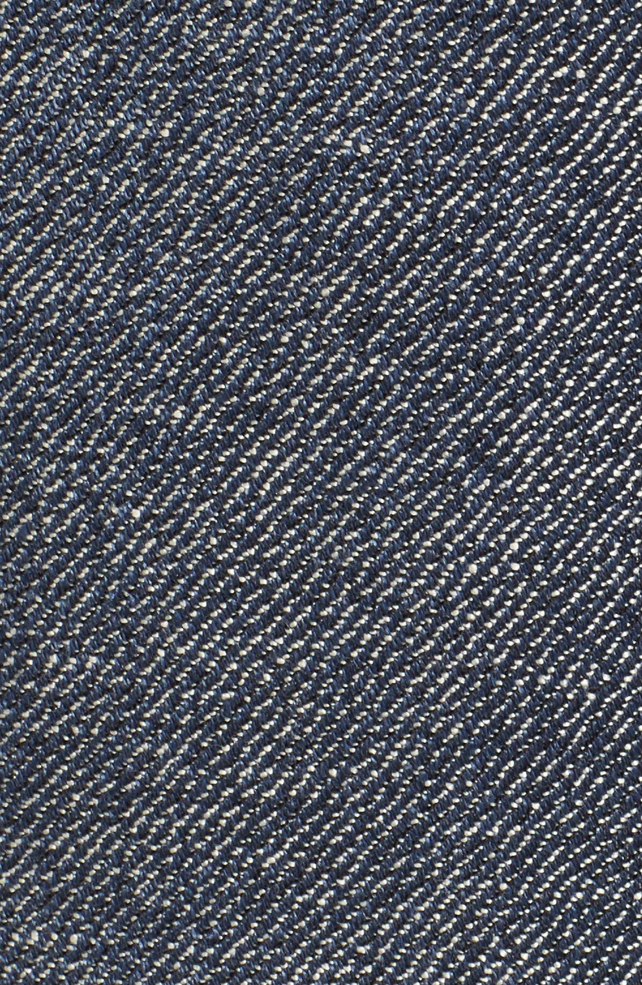 Cheea Trim Fit Mouline Sport Coat,                             Alternate thumbnail 5, color,                             Blue