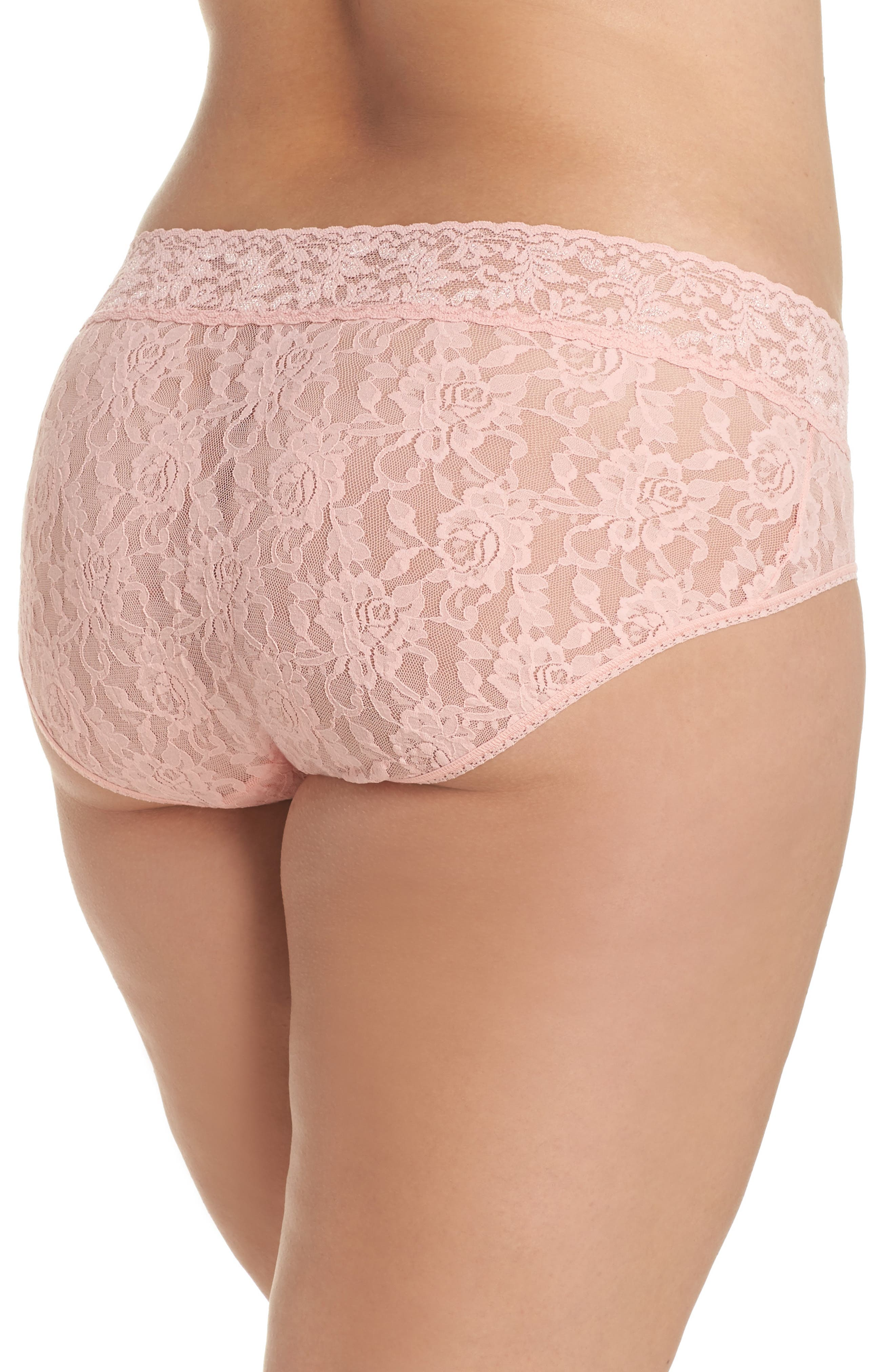 Alternate Image 2  - Hanky Panky French Briefs (Plus Size)