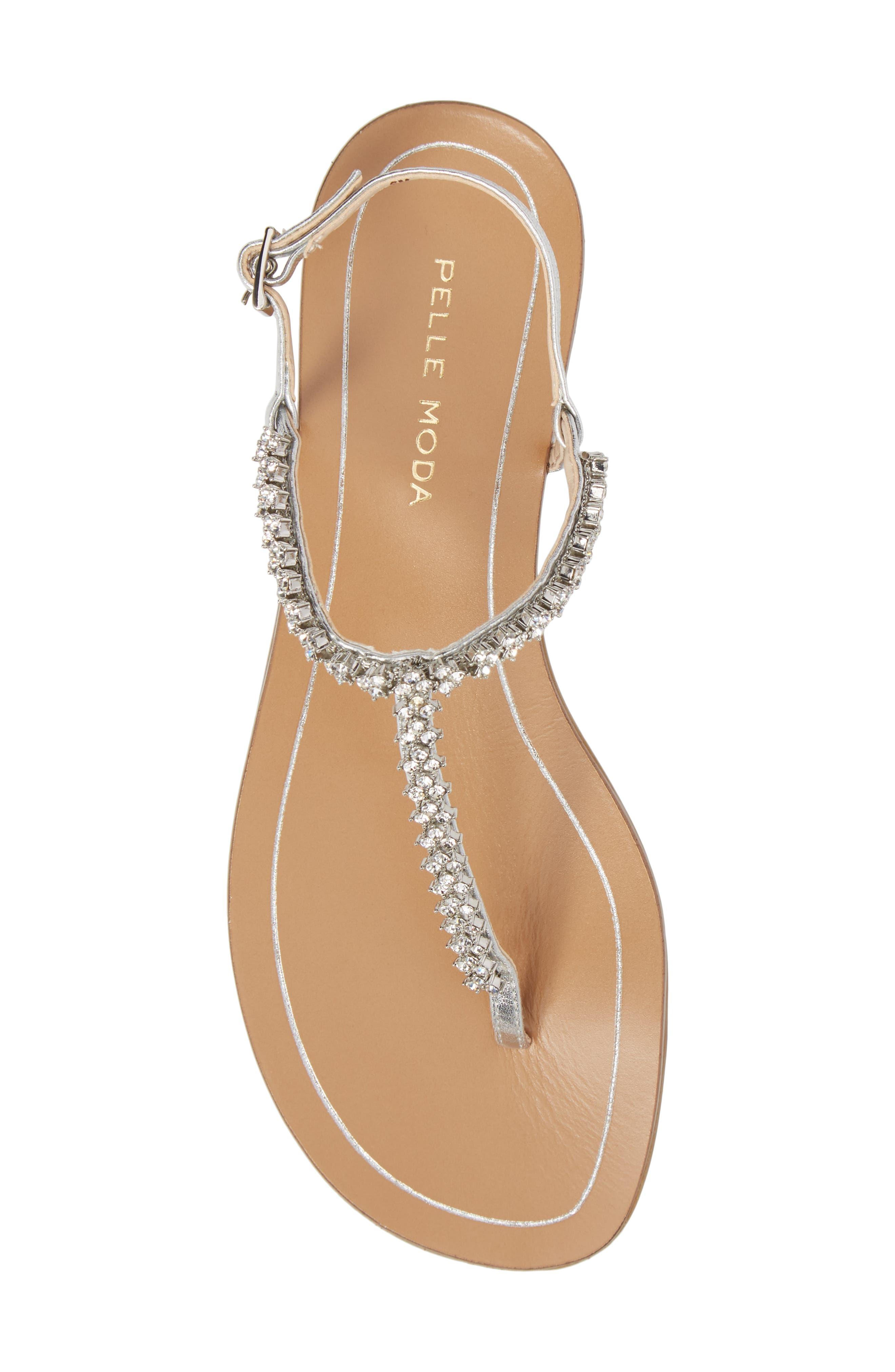 Alternate Image 5  - Pelle Moda Baxley 4 Sandal (Women)
