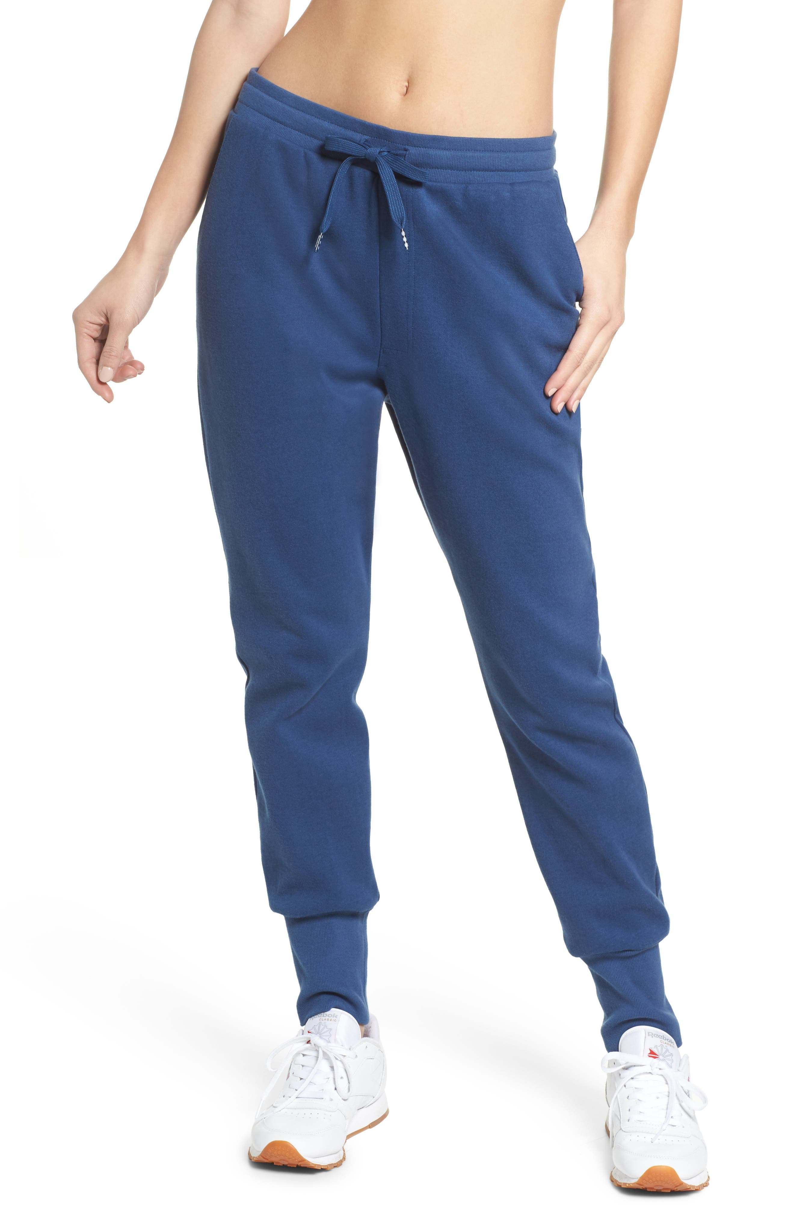 DC Jogger Pants,                         Main,                         color, Washed Blue